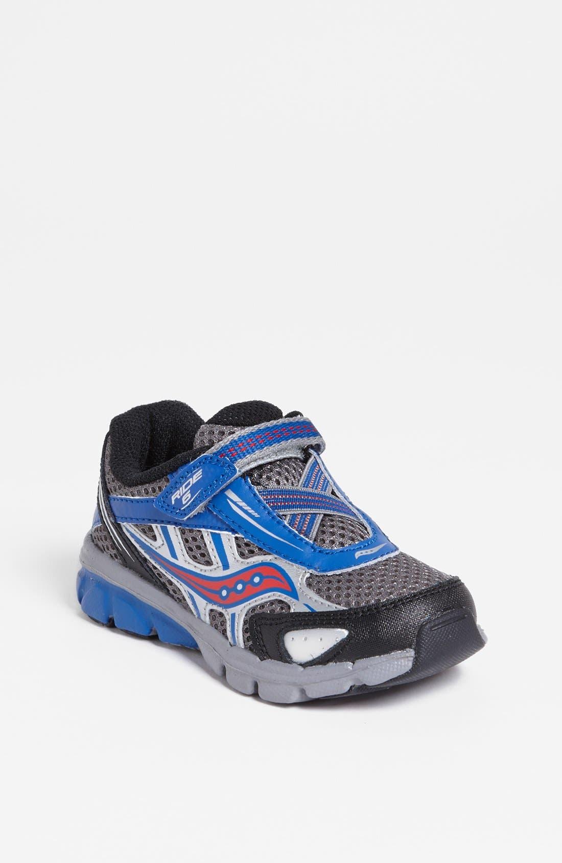 Alternate Image 1 Selected - Saucony 'Baby Ride' Sneaker (Baby, Walker & Toddler)