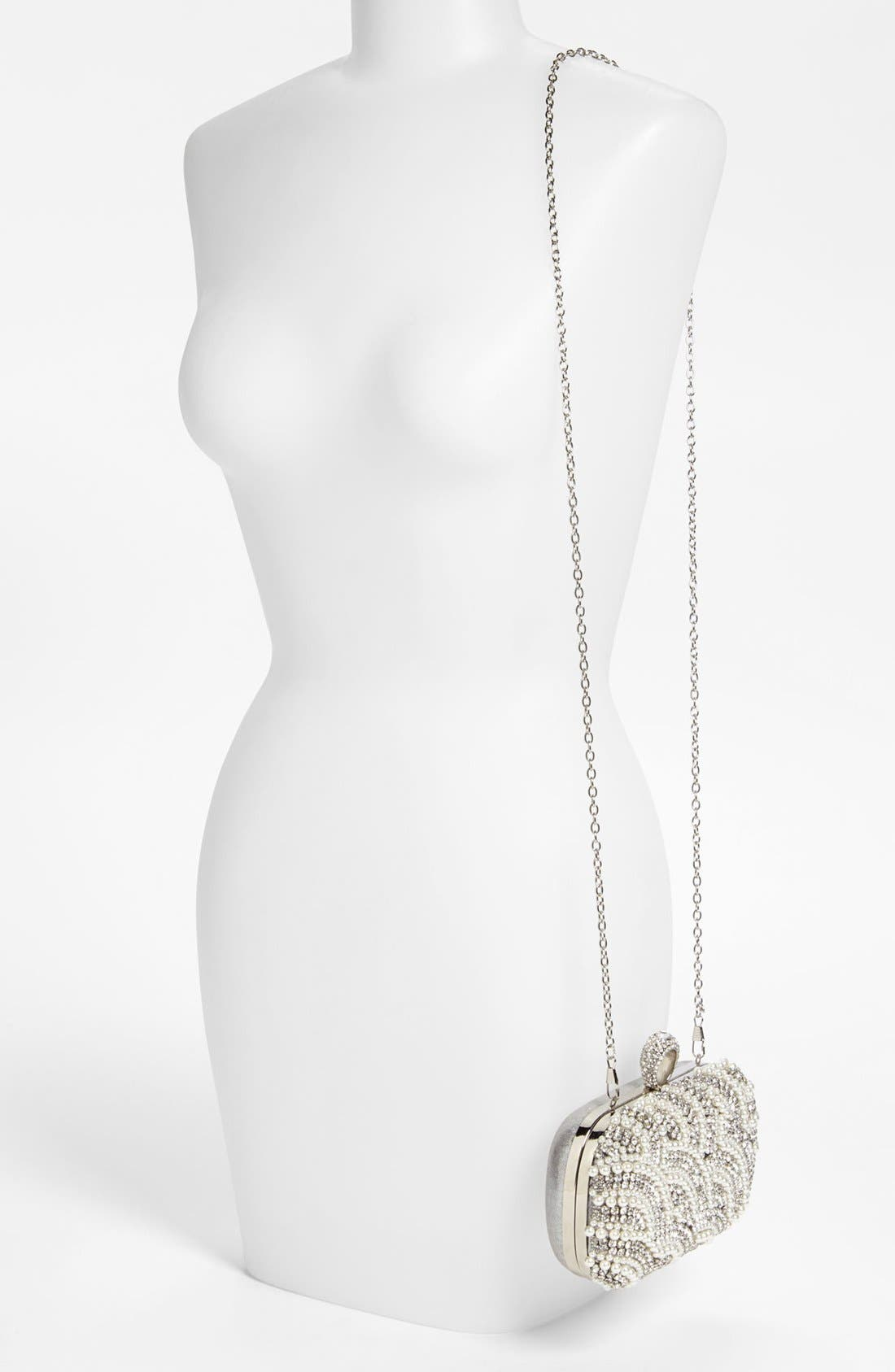 Alternate Image 2  - Tasha 'Pearl Stone' Clutch