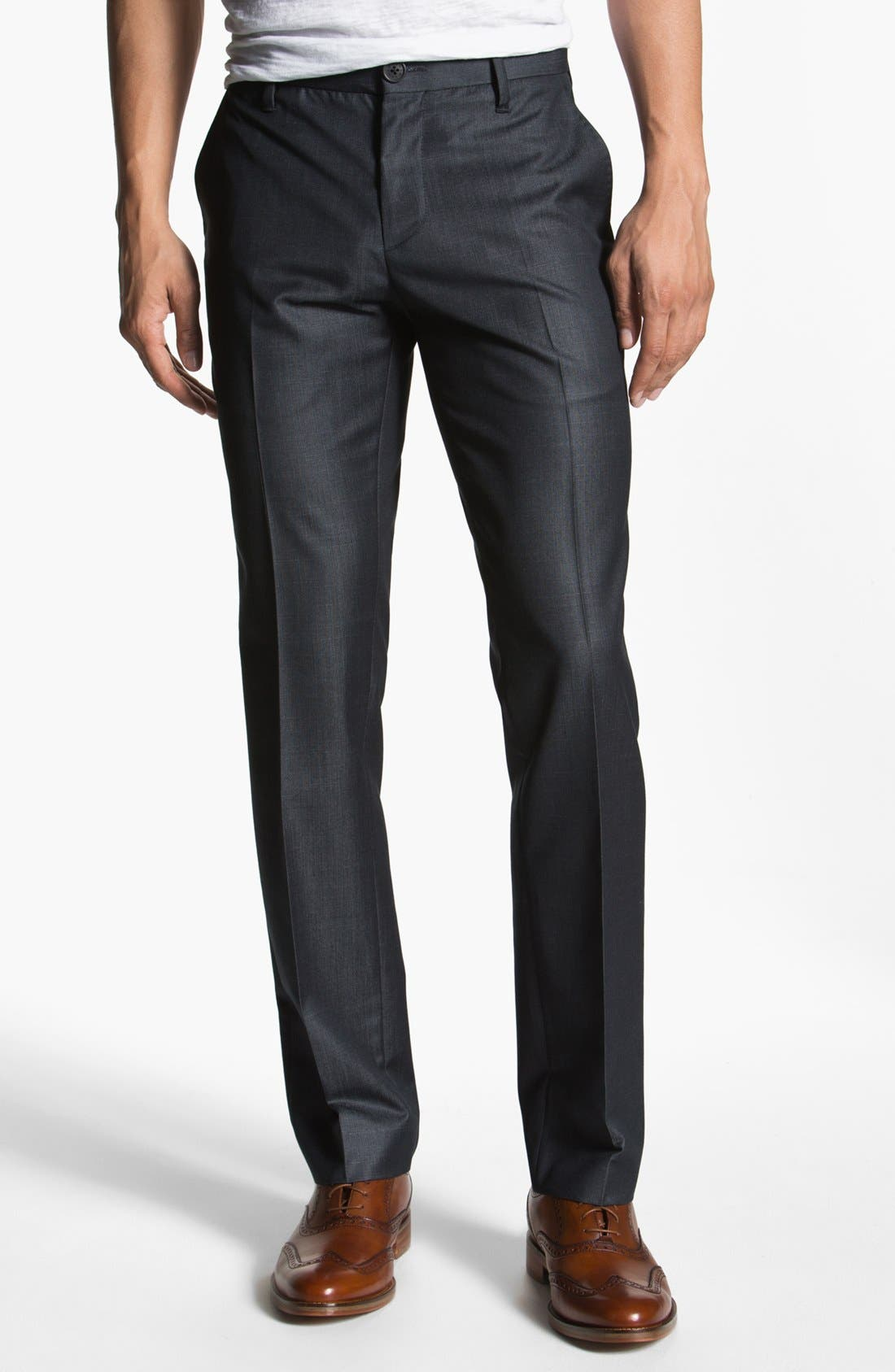 Alternate Image 1 Selected - Howe 'The Finest' Flat Front Pants