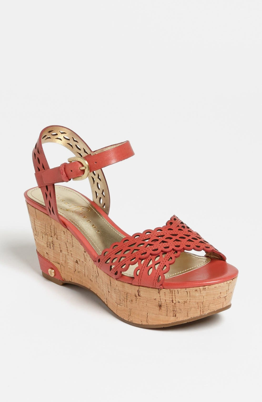 Alternate Image 1 Selected - Ivanka Trump 'Aubrie' Sandal