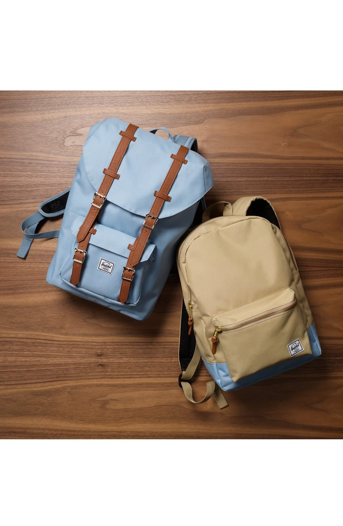 Alternate Image 4  - Herschel Supply Co. 'Settlement Mid Volume' Backpack