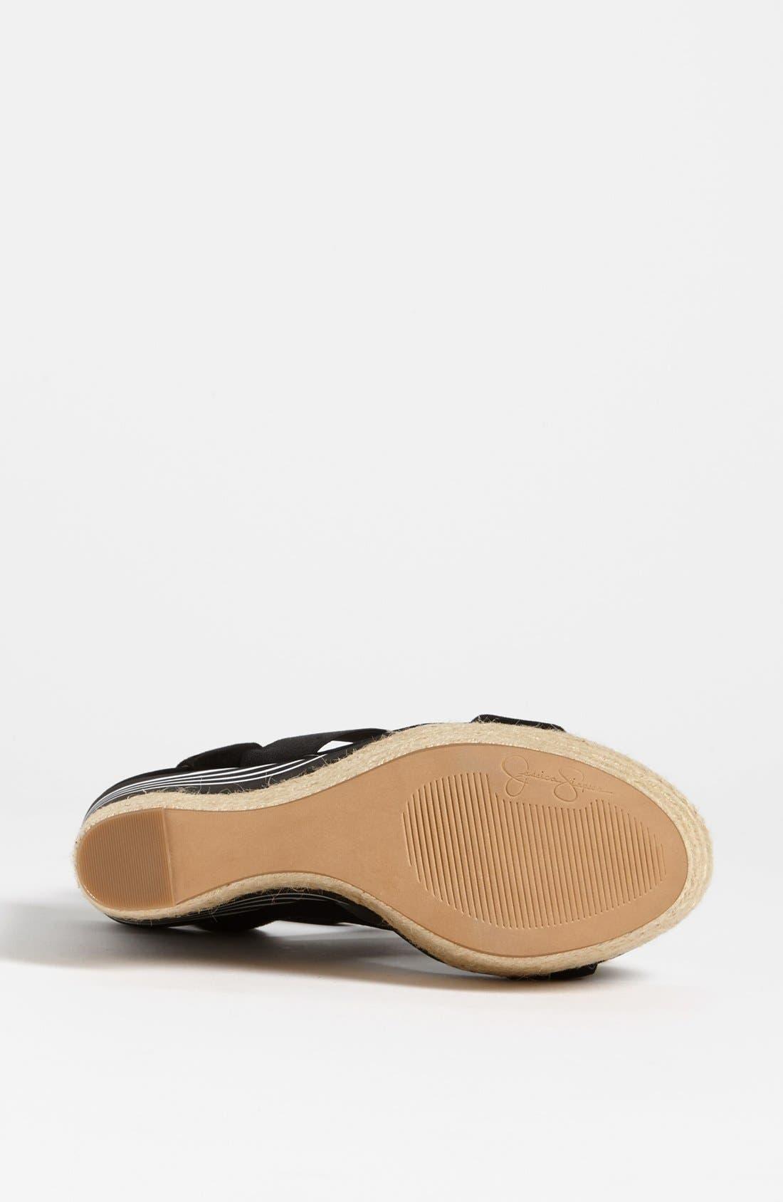 Alternate Image 4  - Jessica Simpson 'Cosset' Sandal