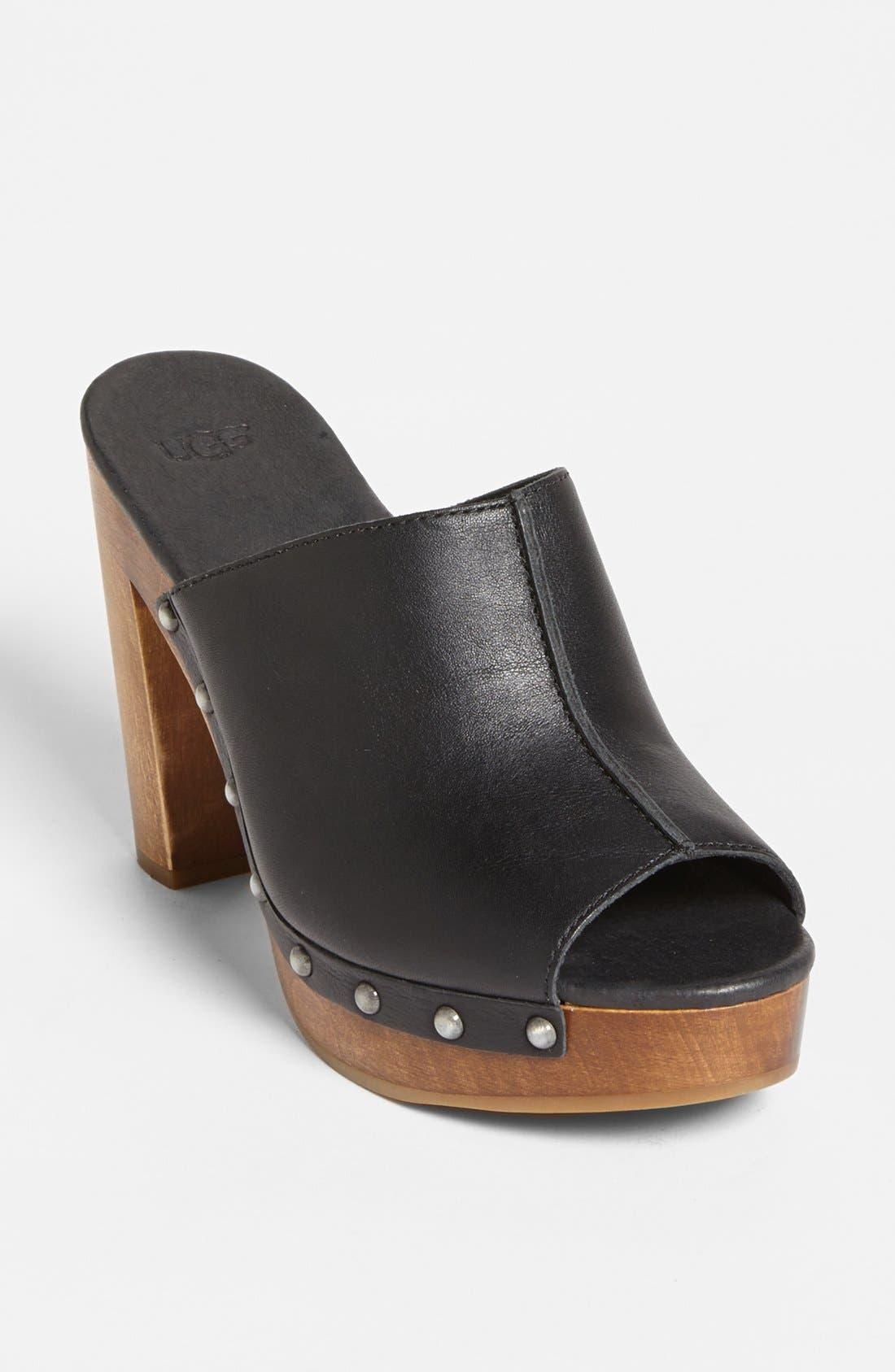 Alternate Image 1 Selected - UGG® Australia 'Skyler' Sandal (Women)