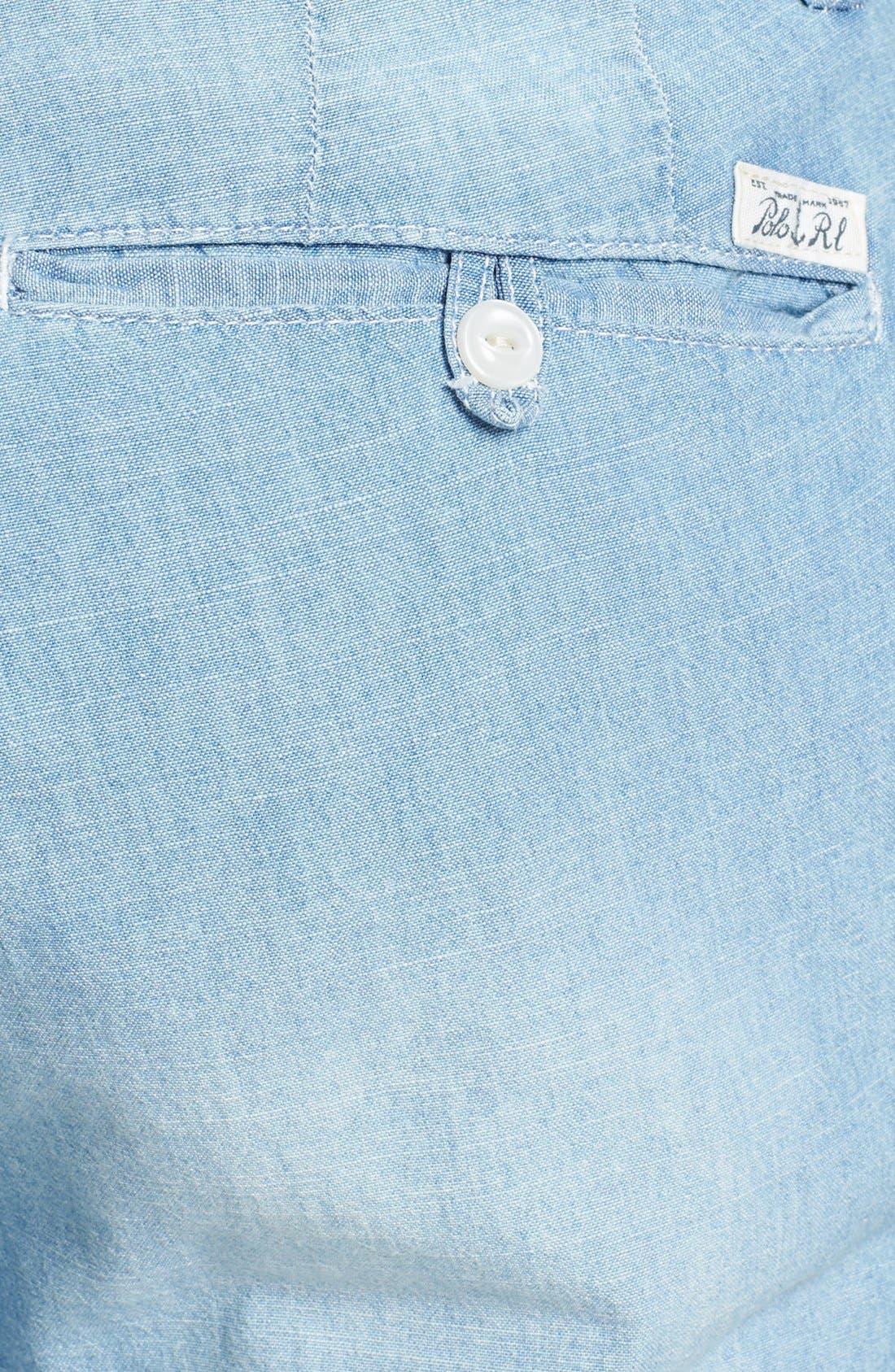 Alternate Image 3  - Polo Ralph Lauren 'Greenwich' Shorts