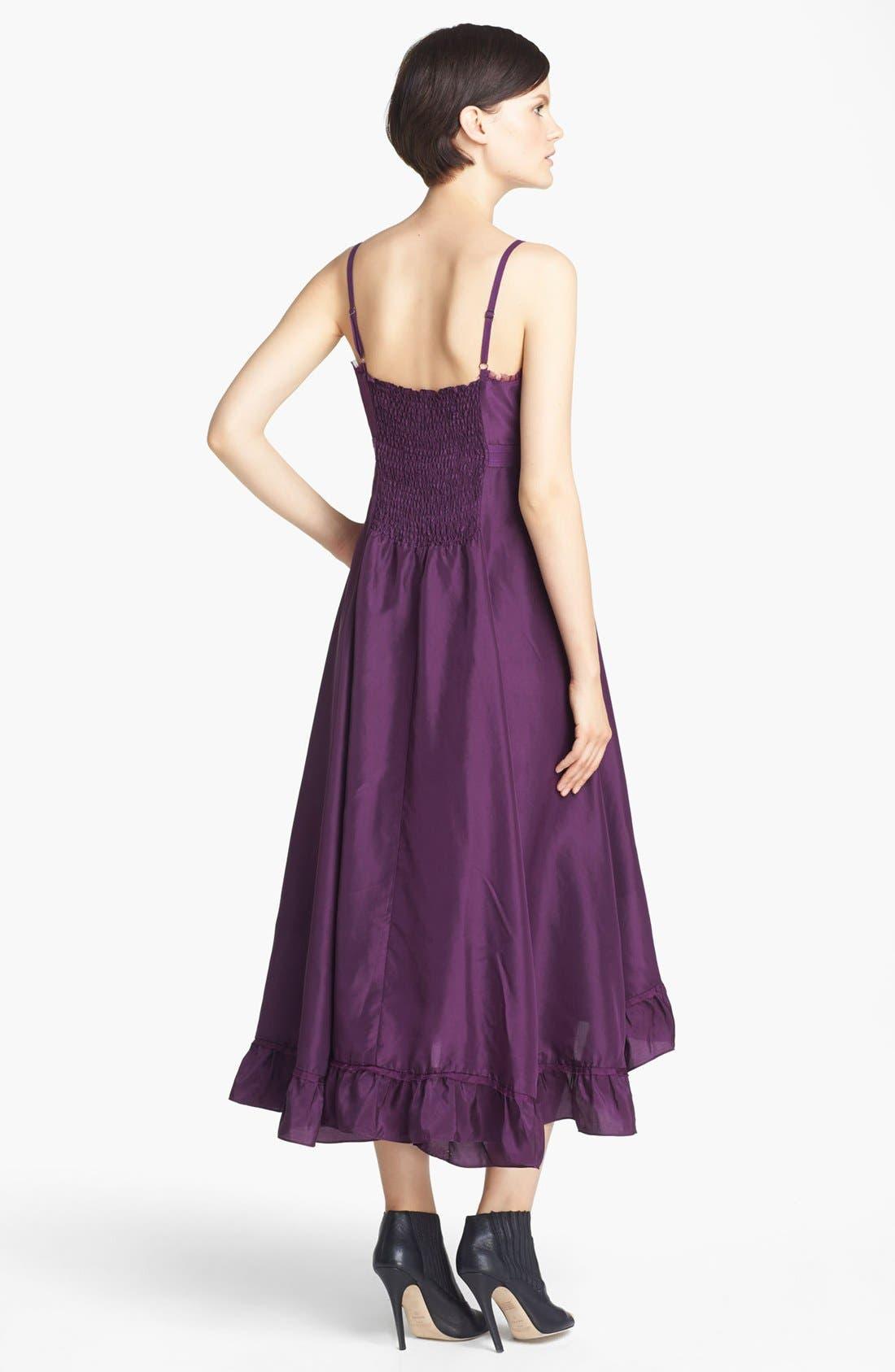 Alternate Image 2  - Elizabeth and James 'Helaine' Silk Dress
