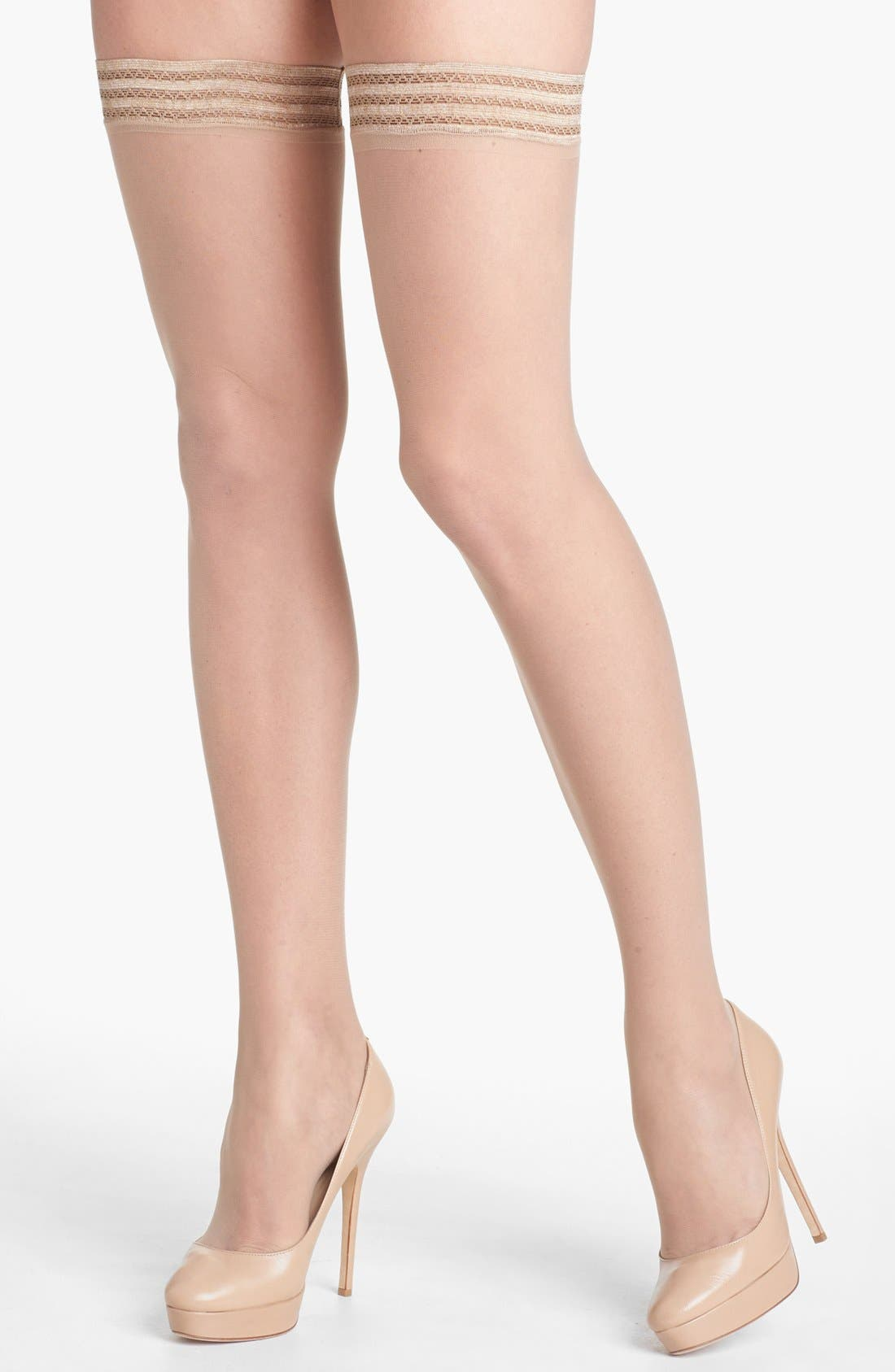 Nordstrom Sheer Thigh High Stay-Up Stockings (3 for $36)
