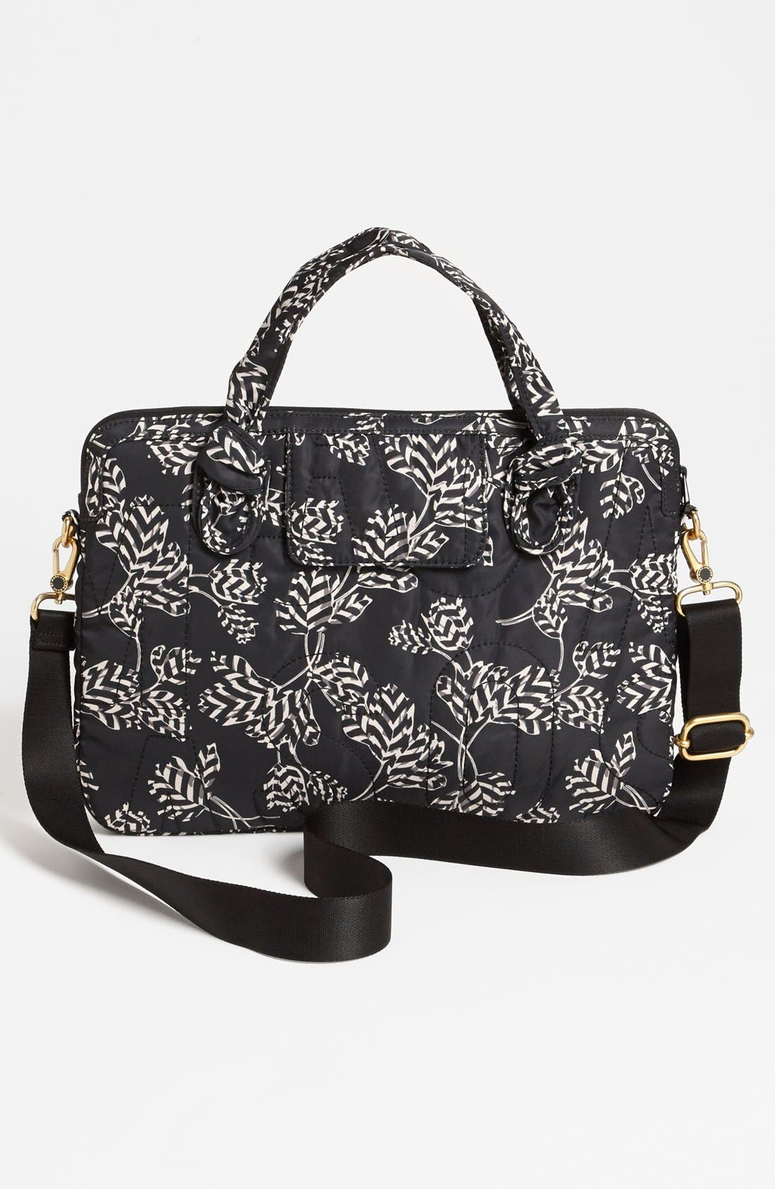 Alternate Image 4  - MARC BY MARC JACOBS 'Pretty Nylon Computer Commuter - Mareika' Bag (15 Inch)