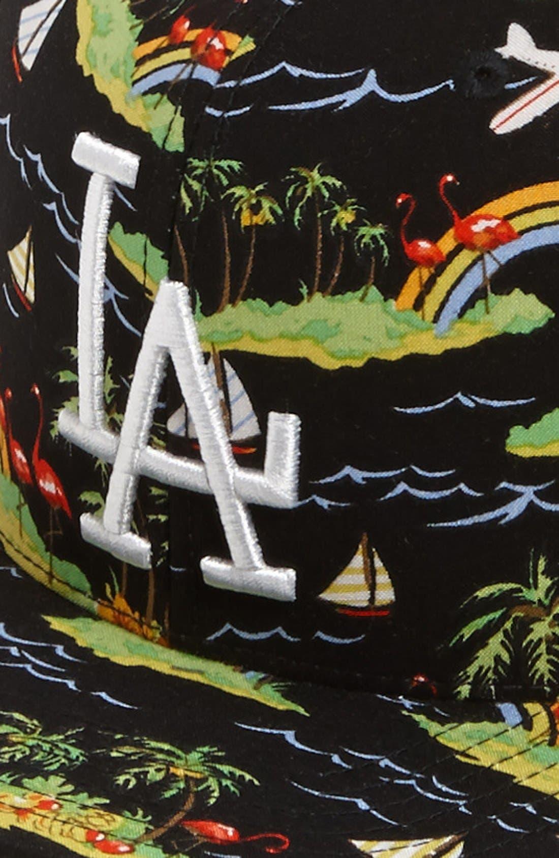 Alternate Image 2  - American Needle 'Los Angeles Dodgers - Kona' Baseball Cap