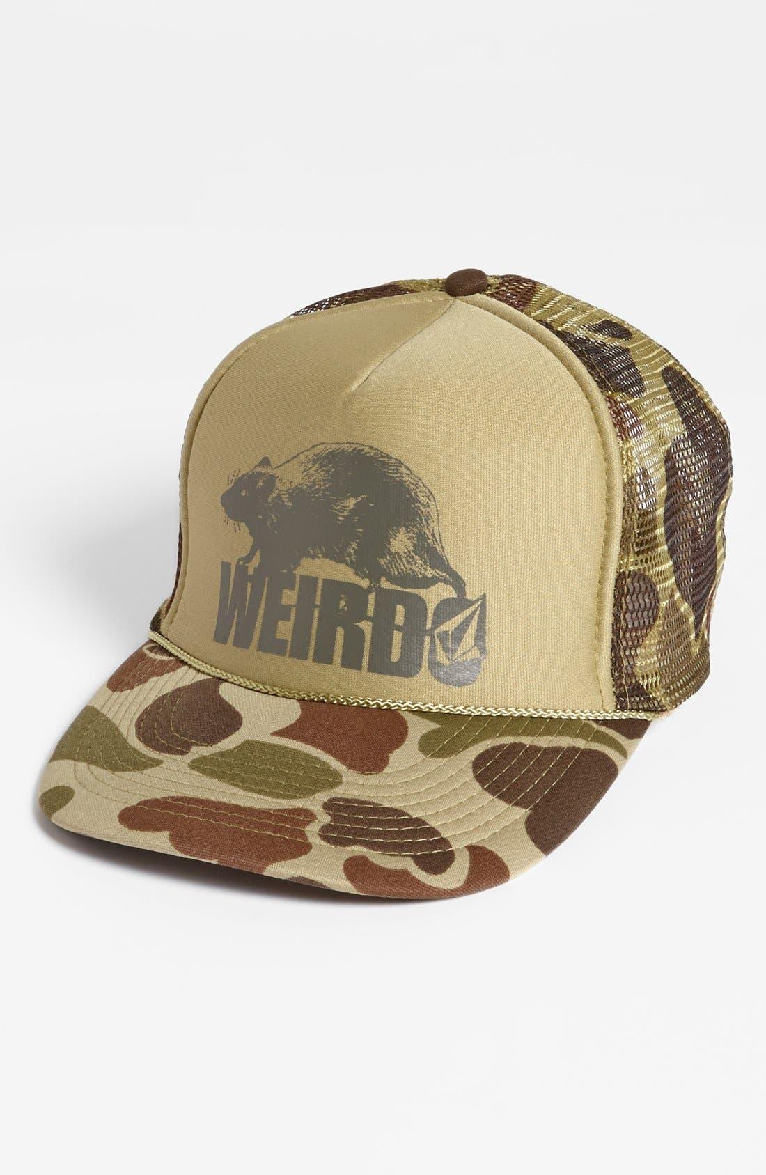 Alternate Image 1 Selected - Volcom 'Shish Kabobs' Trucker Hat