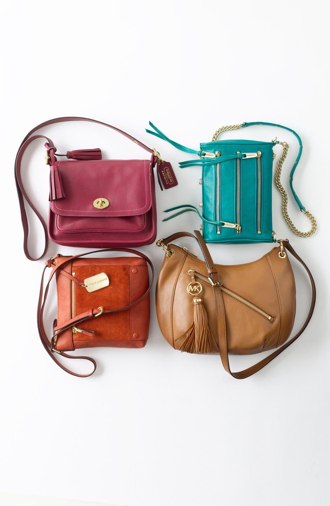 Alternate Image 2  - COACH 'Legacy Archival Rambler' Leather Crossbody Bag, Small