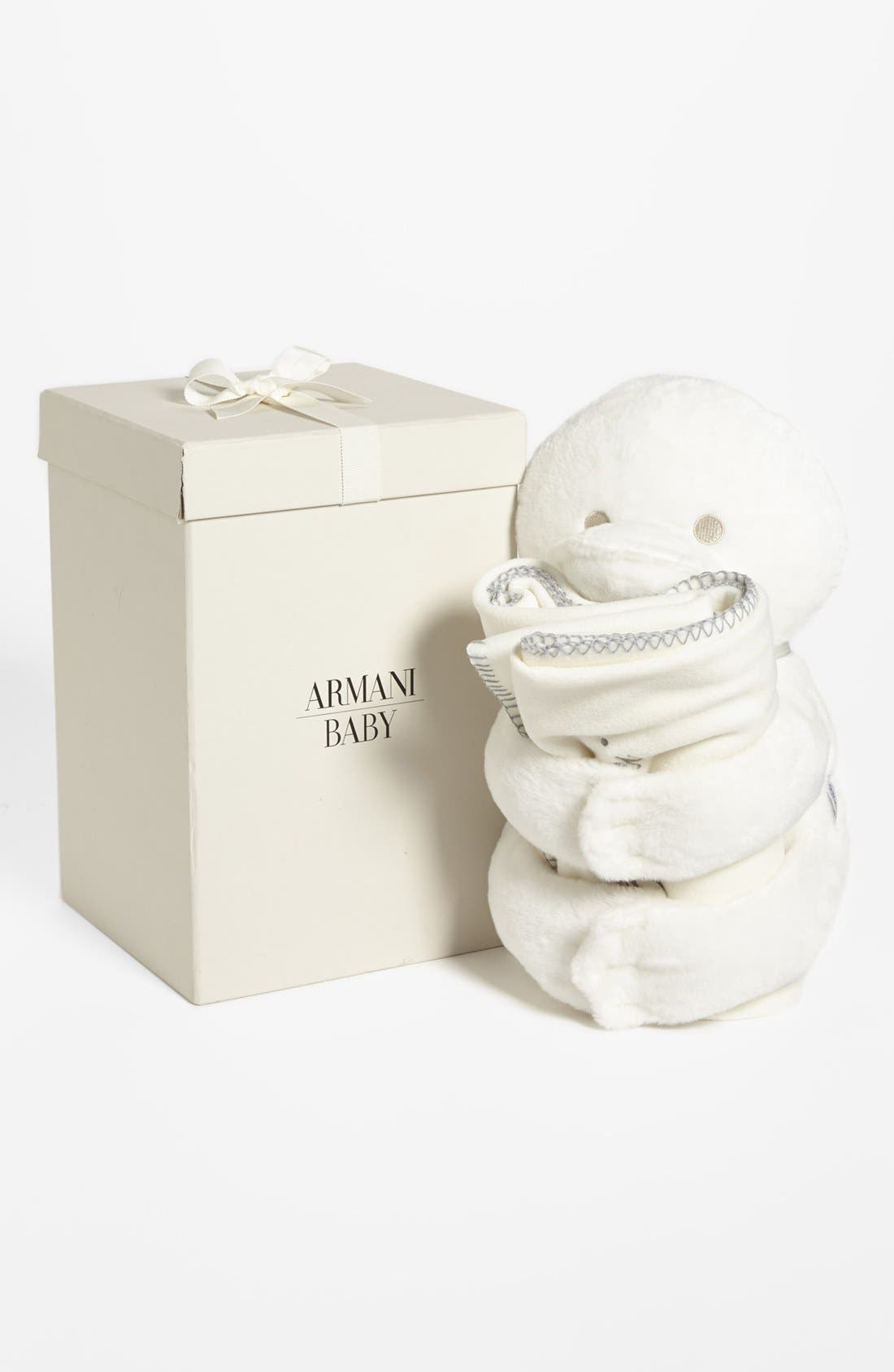 Alternate Image 1 Selected - Armani Junior Gift Set (Baby)