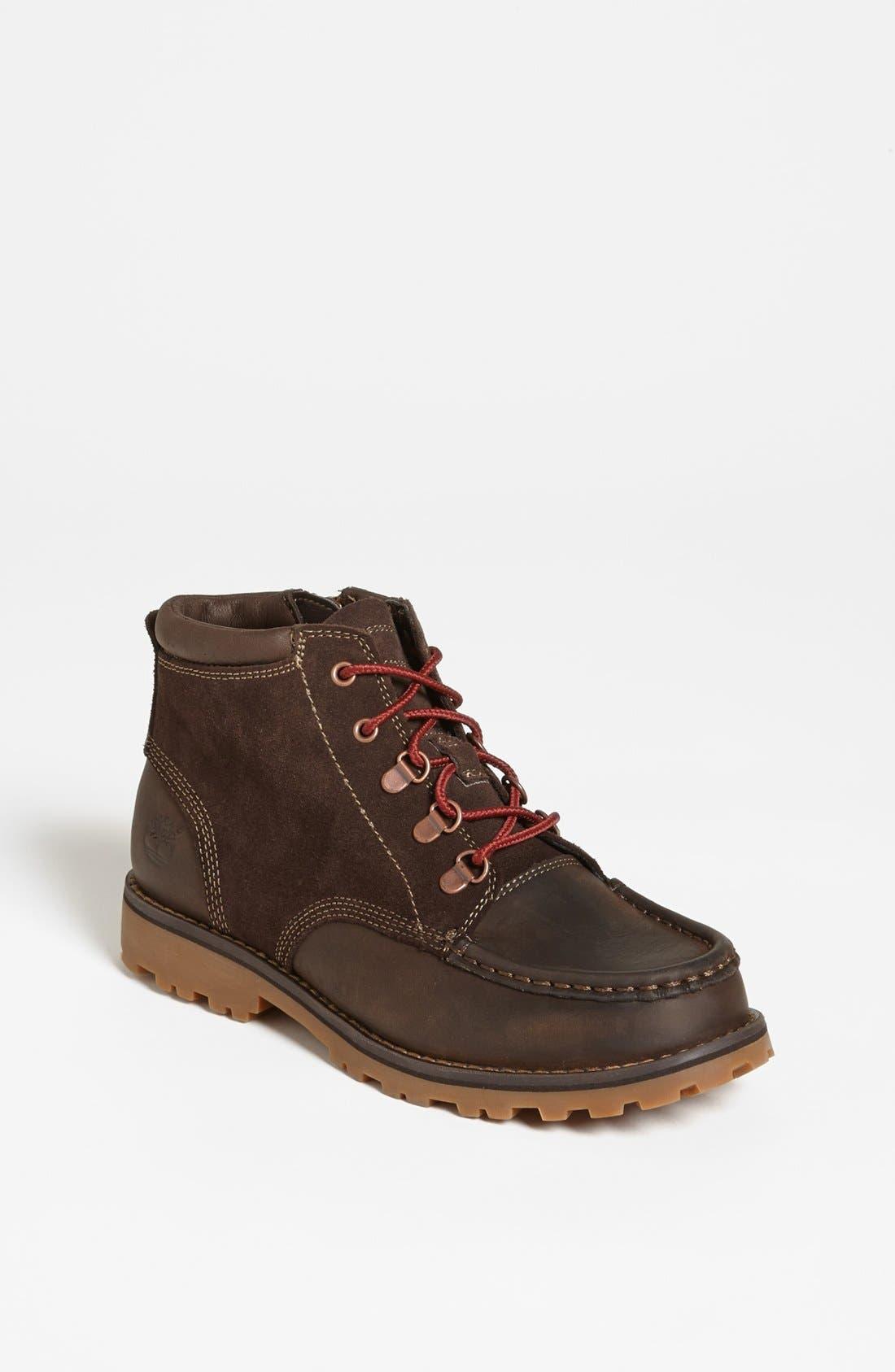 Alternate Image 1 Selected - Timberland Earthkeepers® 'Asphalt' Boot (Little Kid & Big Kid)