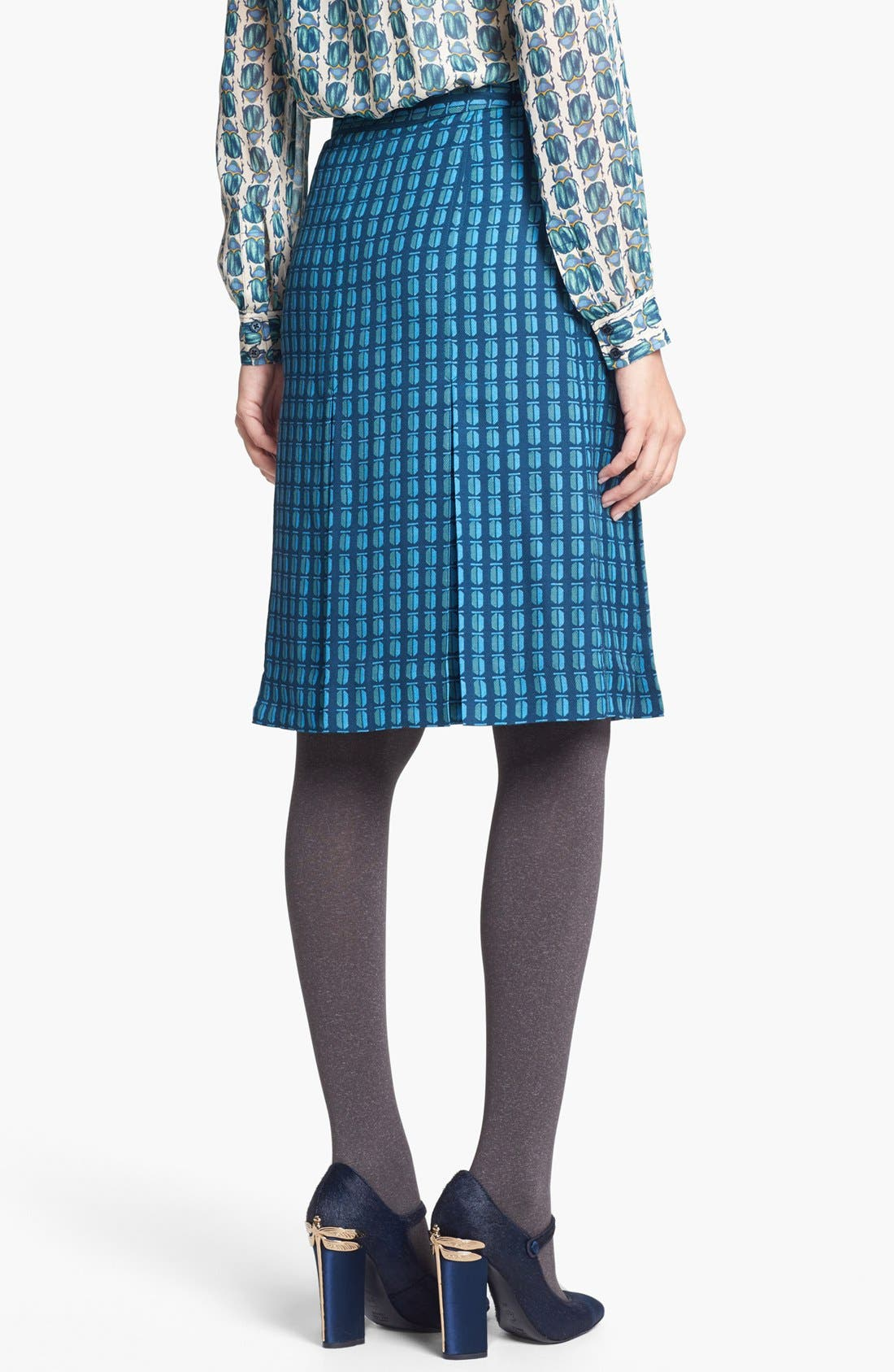 Alternate Image 2  - Tory Burch 'Leigh' Skirt
