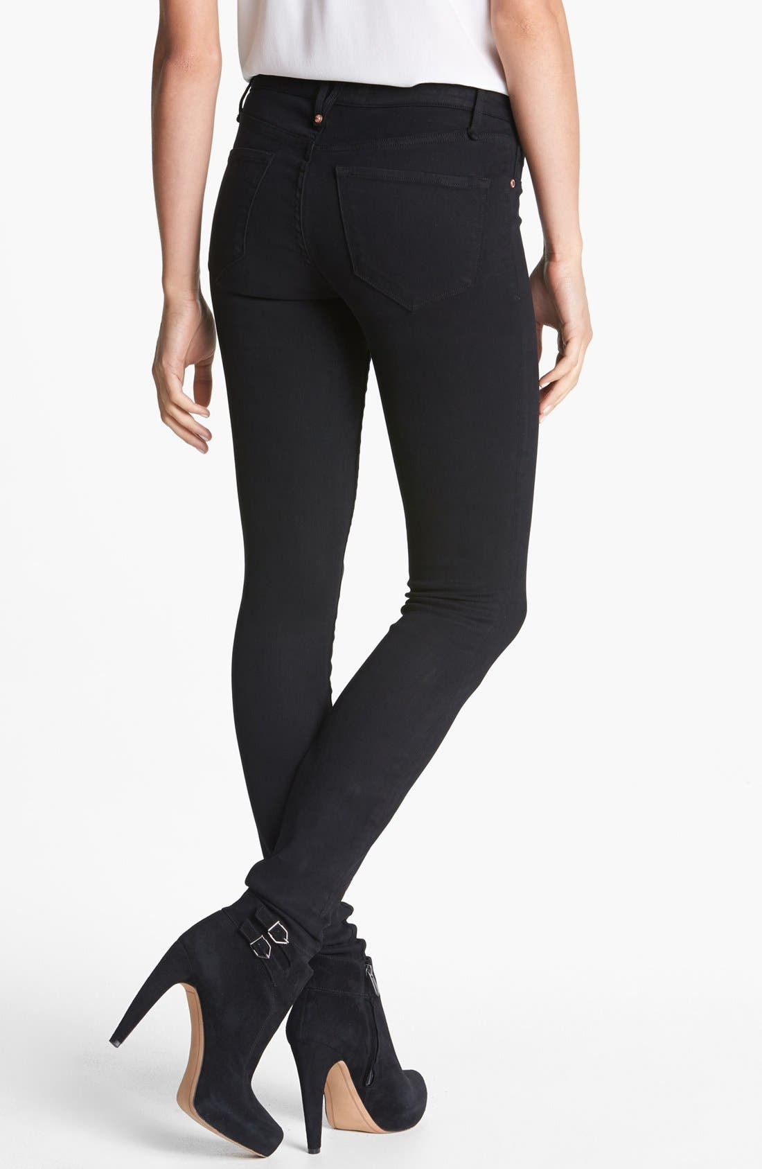 Alternate Image 2  - MARC BY MARC JACOBS 'Stick' Colored Skinny Stretch Jeans