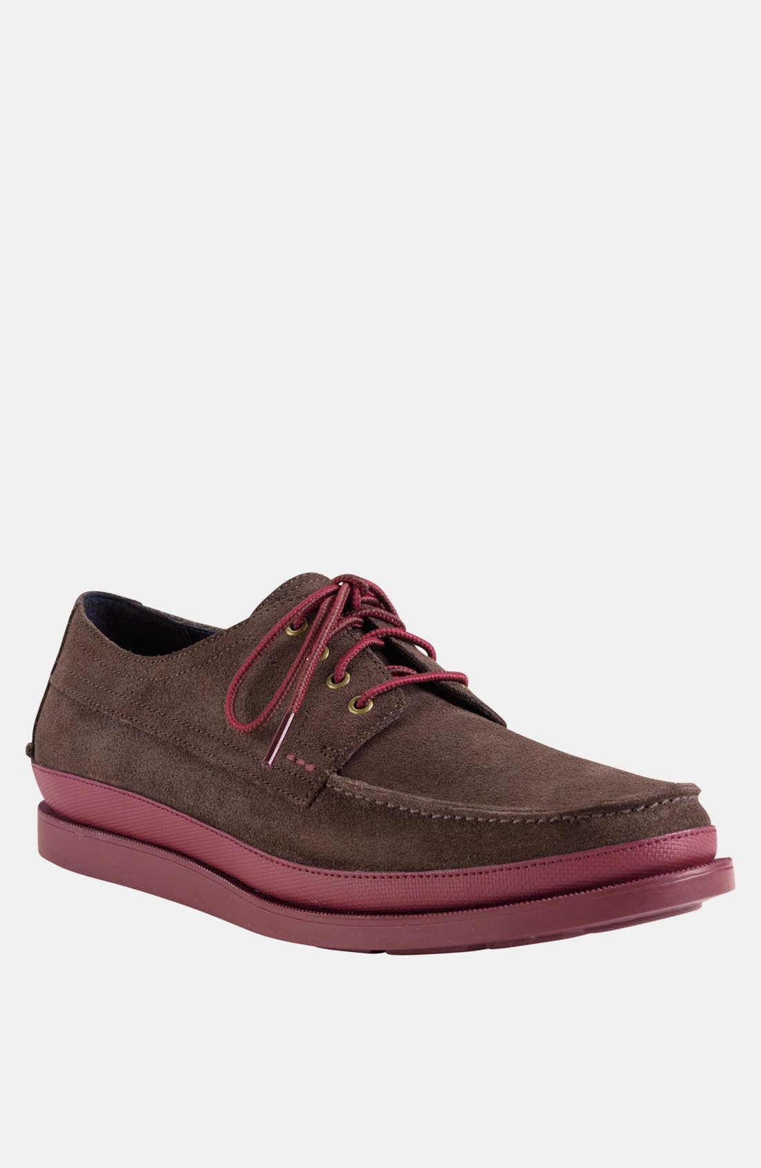Alternate Image 1 Selected - Cole Haan 'Mason' Moc Toe Derby   (Men)