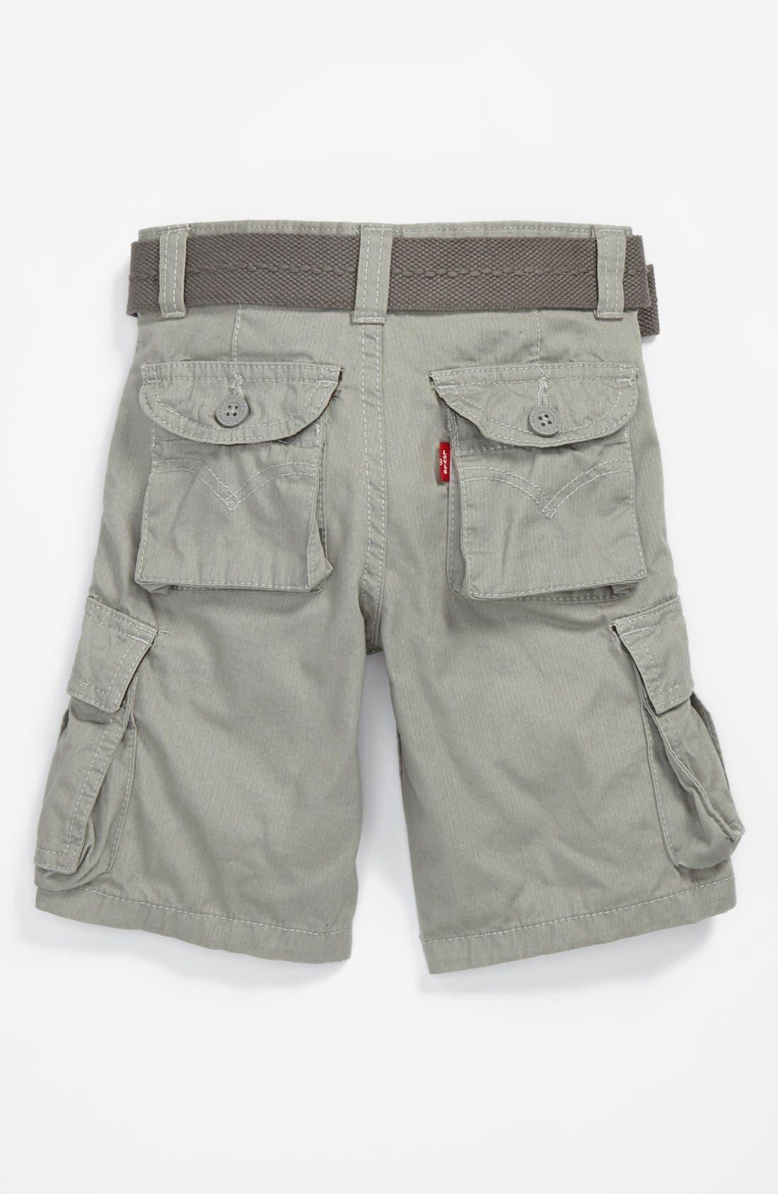 Alternate Image 2  - Levi's® 'Maverick' Cargo Shorts (Toddler Boys)