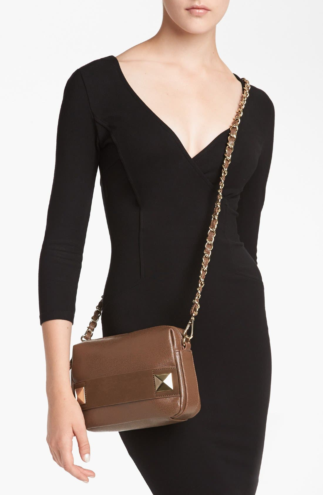 Alternate Image 2  - Izzy & Ali 'Ella' Faux Leather Crossbody Bag