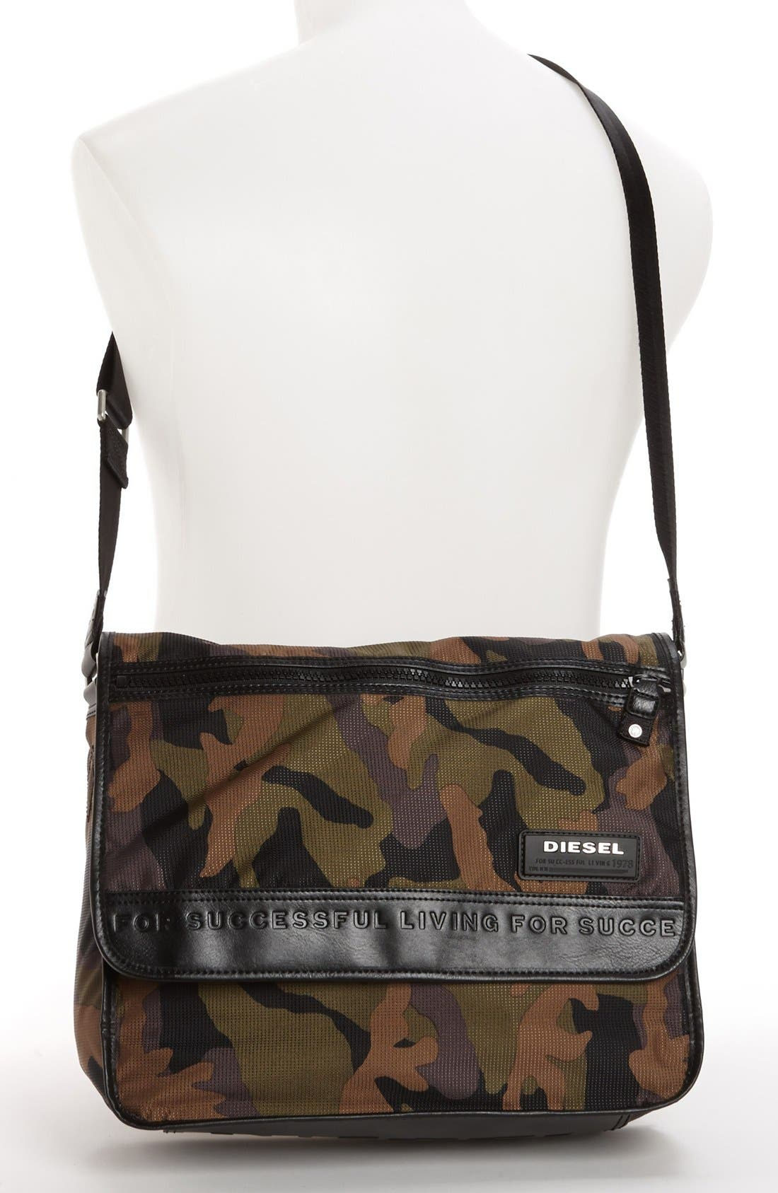 Alternate Image 2  - DIESEL® 'On The Road Twice' Messenger Bag