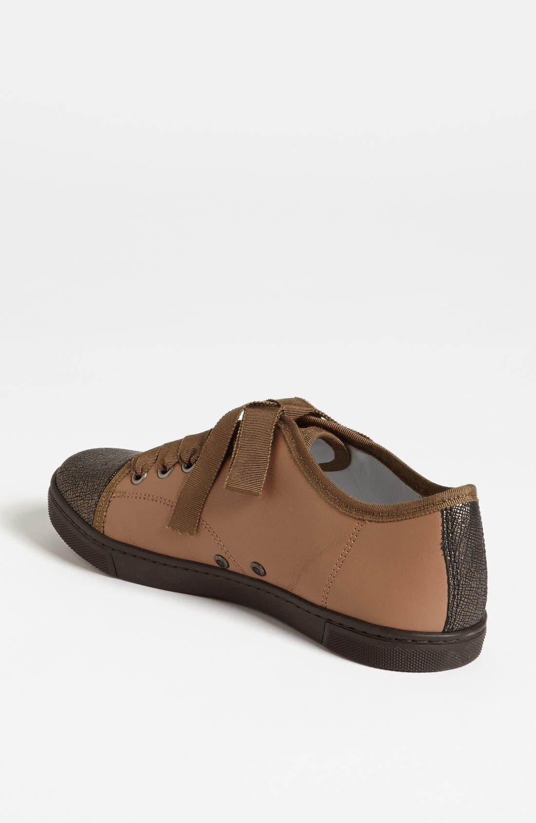 Alternate Image 2  - Lanvin Low Sneaker