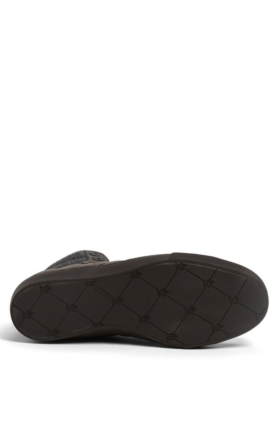 Alternate Image 4  - Moncler 'Lyon' Suede Sneaker
