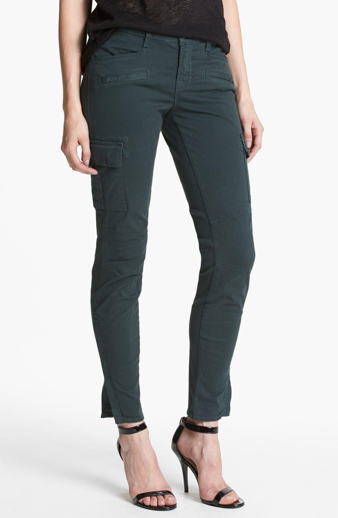 Alternate Image 1 Selected - J Brand '1550 Grayson' Skinny Cargo Pants