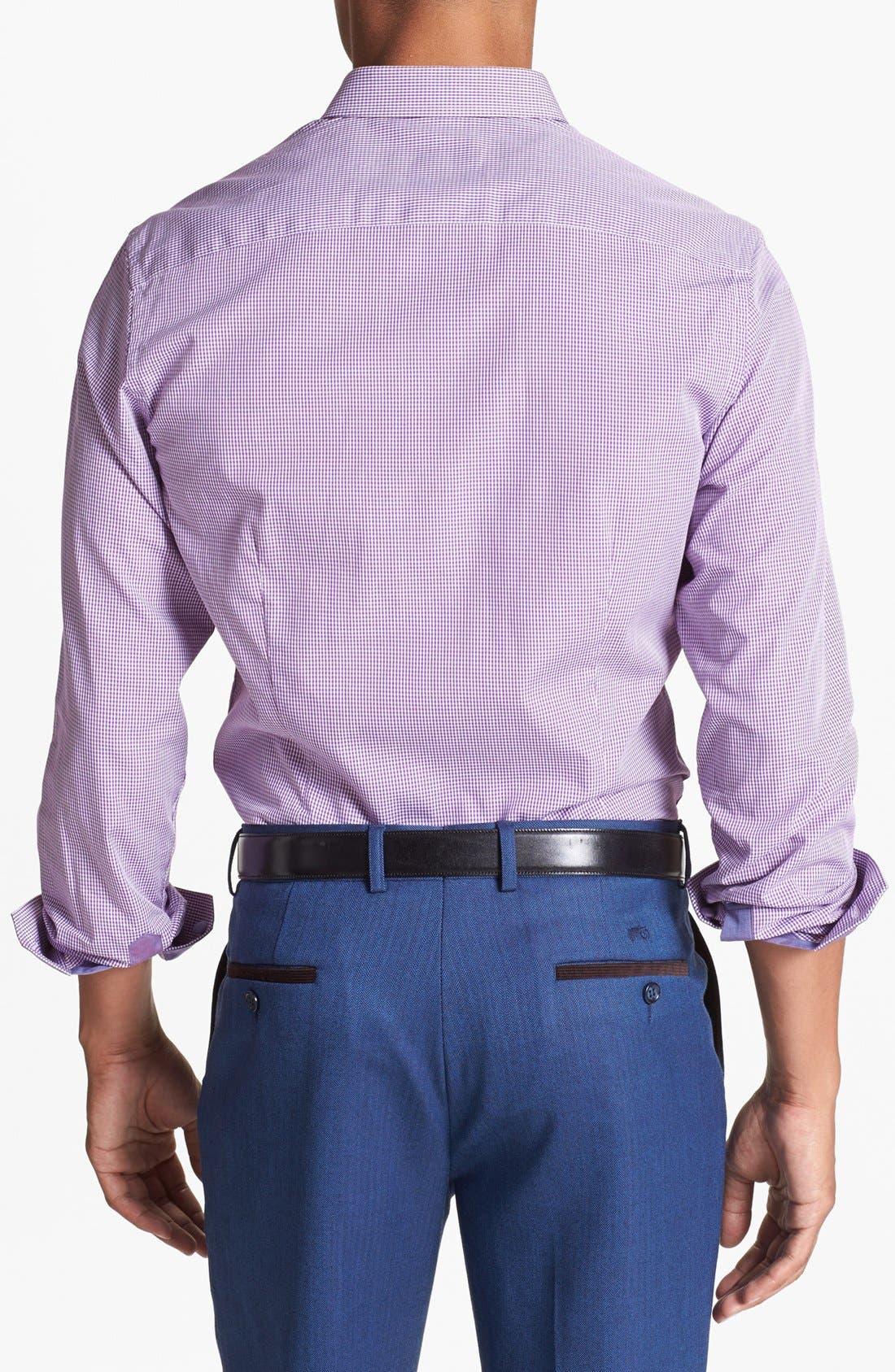 Alternate Image 2  - Moods of Norway 'Arne Vik' Slim Fit Sport Shirt