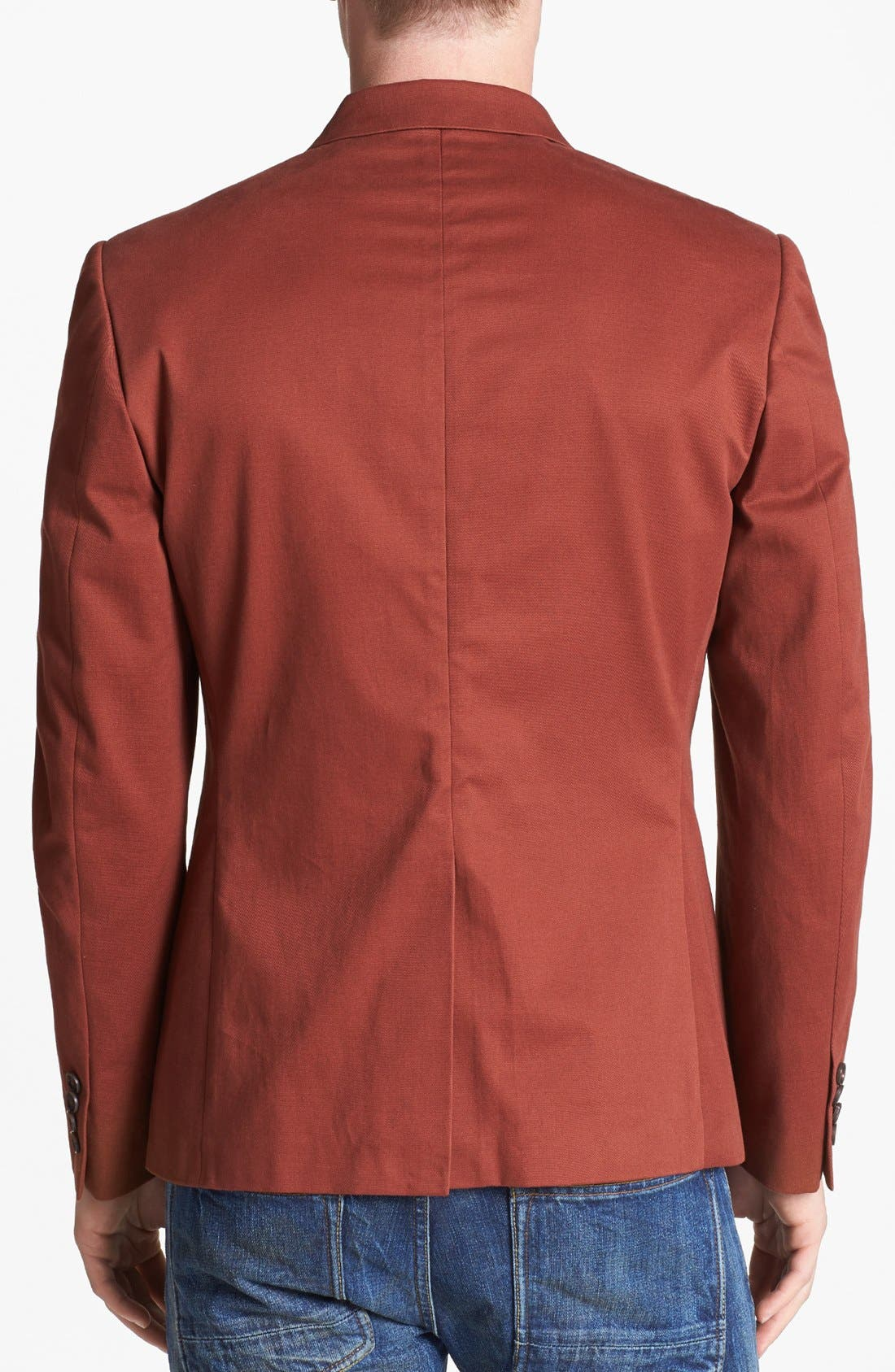 Alternate Image 2  - Dockers® Cotton Twill Sportcoat