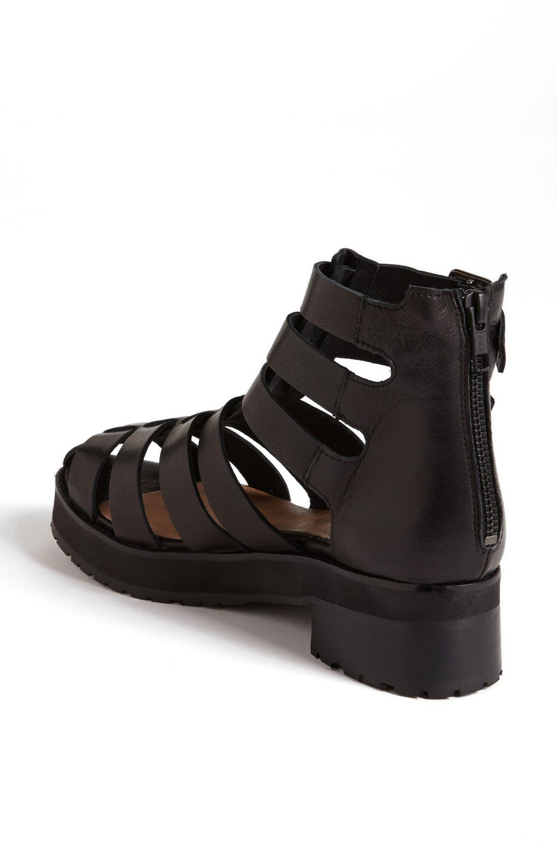 Alternate Image 2  - Topshop 'Aladin' Gladiator Strap Boot