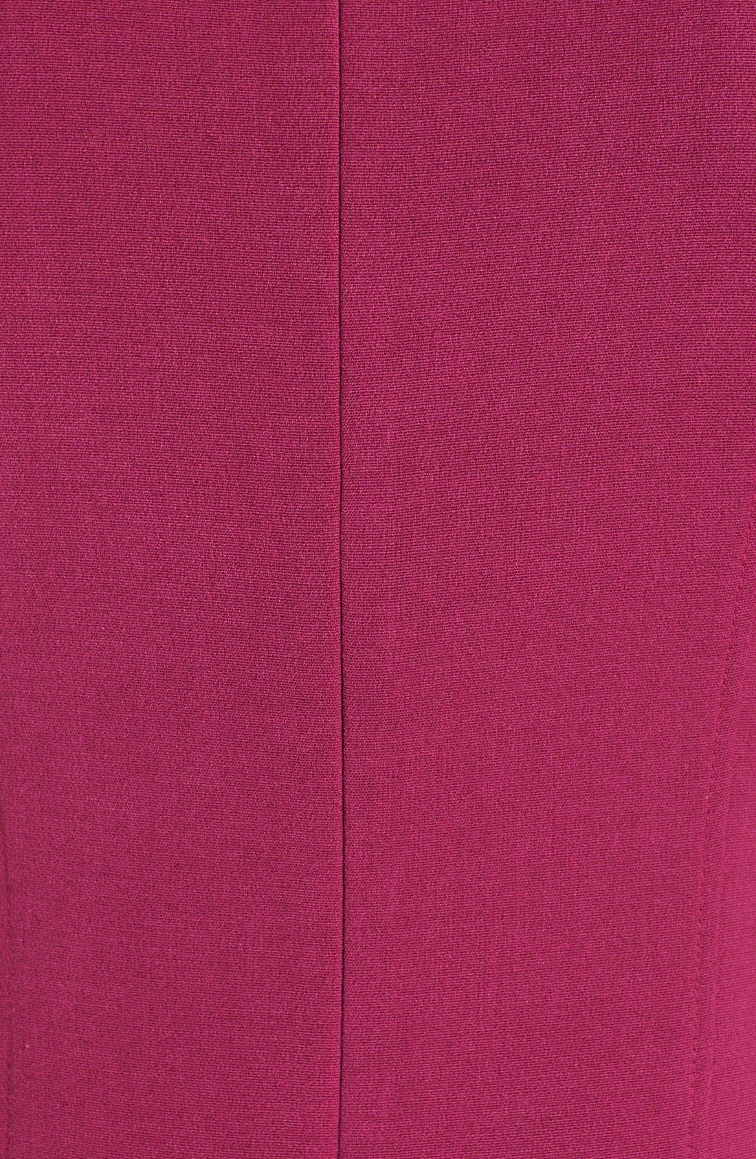 Alternate Image 3  - Anne Klein Crewneck Sheath Dress