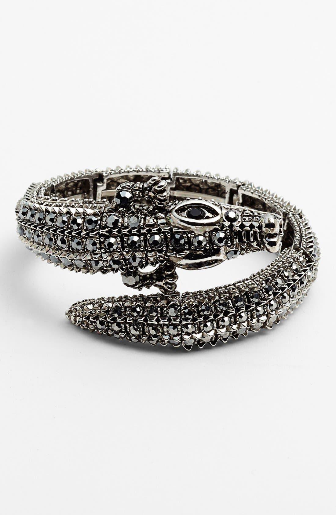 Alternate Image 1 Selected - Tasha 'Critter' Coil Bracelet
