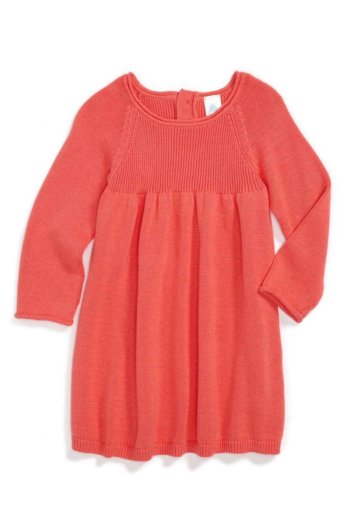 Alternate Image 1 Selected - Stem Baby Sweater Dress (Baby Girls)