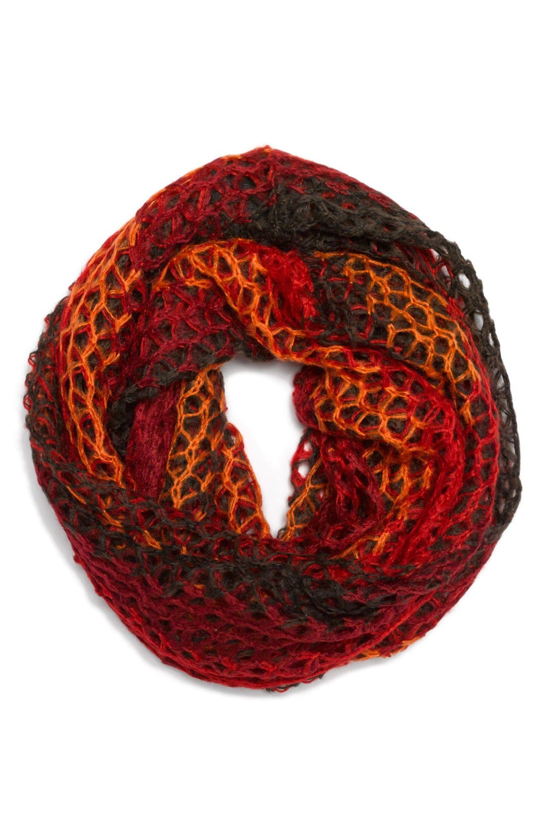 Alternate Image 1 Selected - Steve Madden 'Chain Link' Infinity Scarf