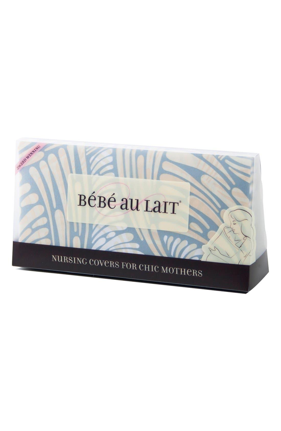 Alternate Image 2  - Bébé au Lait Nursing Cover
