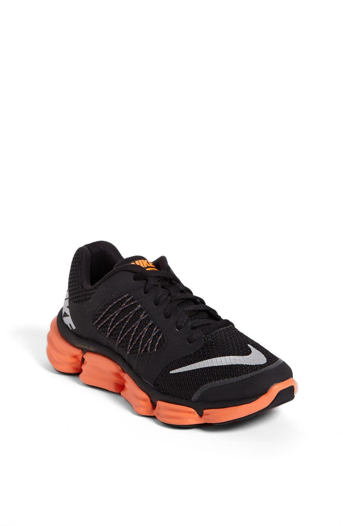 Alternate Image 1 Selected - Nike 'Lunarsprint' Running Shoe (Big Kid)