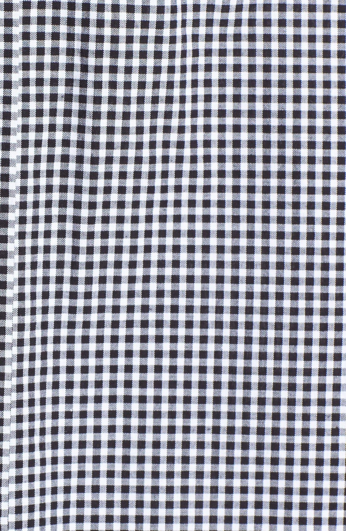 Alternate Image 3  - Fred Perry Gingham Check Shirt