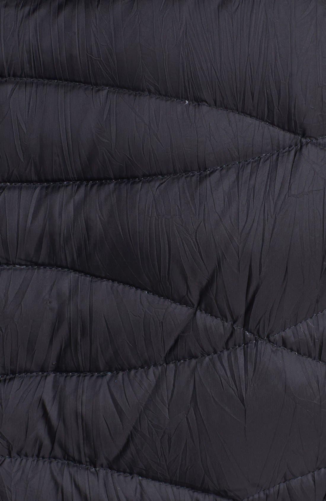 Alternate Image 3  - Bernardo Goose Down Walking Coat (Nordstrom Exclusive)