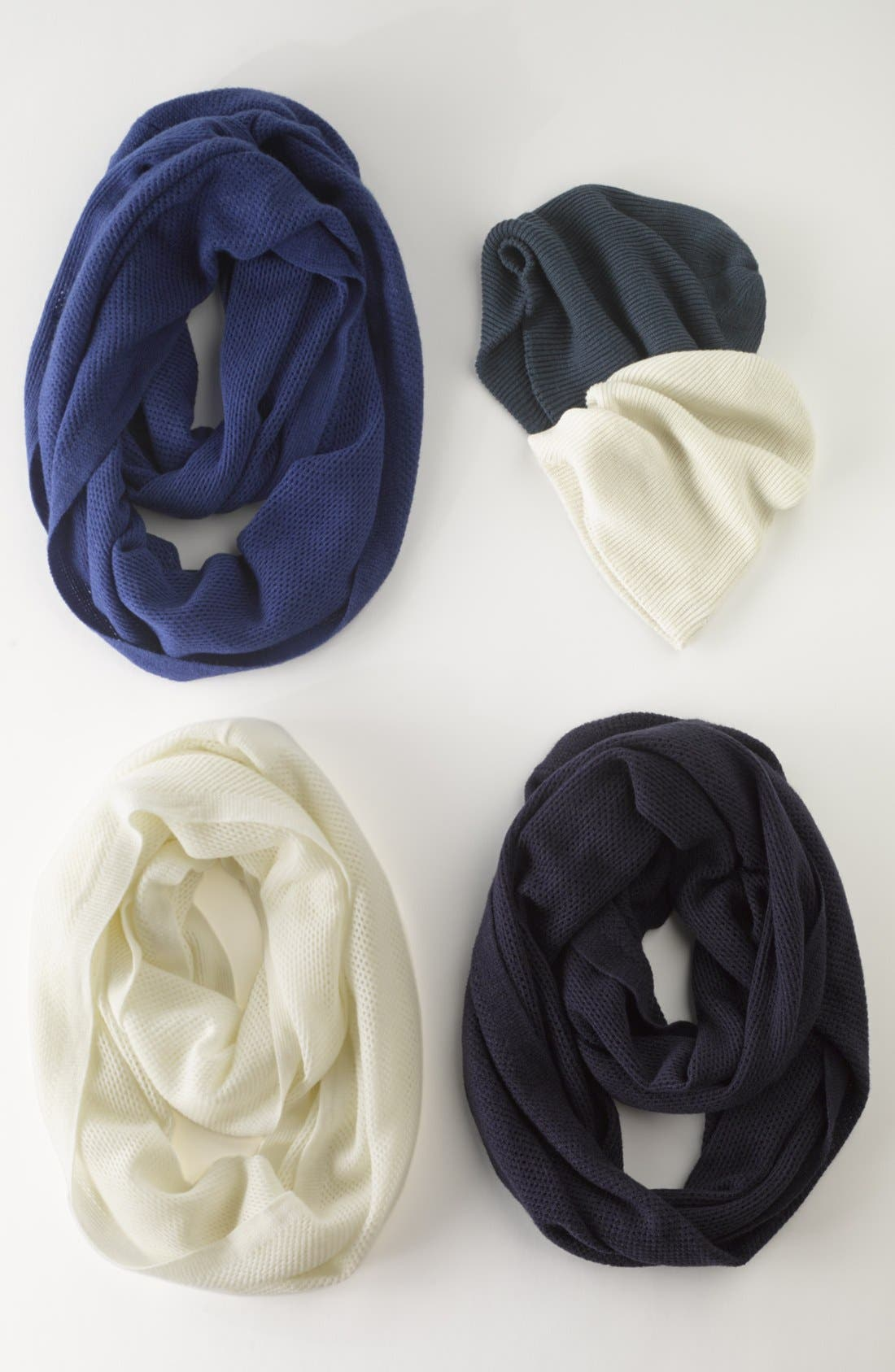 Alternate Image 3  - Collection XIIX Knit Infinity Scarf