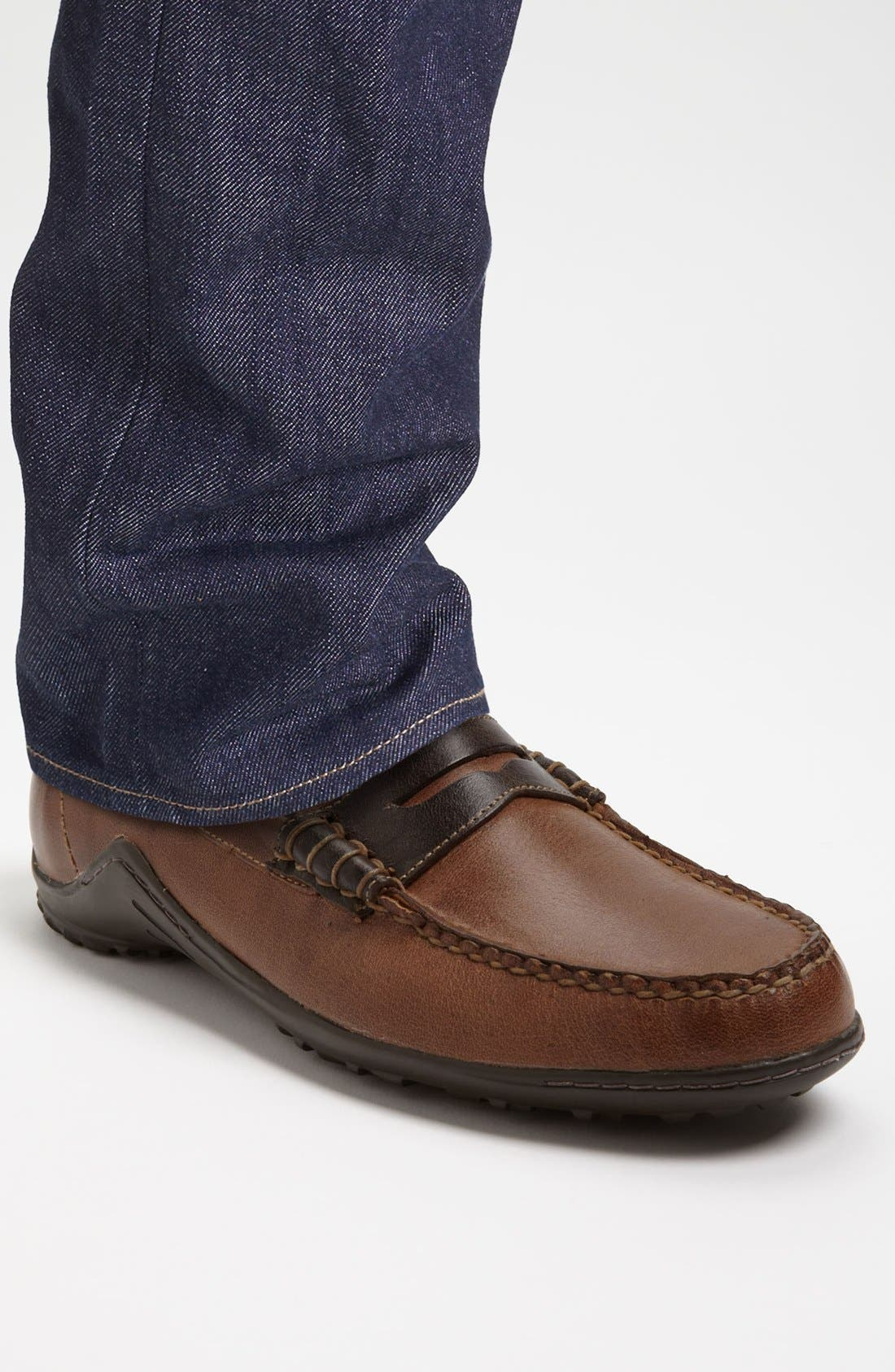 Alternate Image 6  - Martin Dingman 'Bill' Penny Loafer