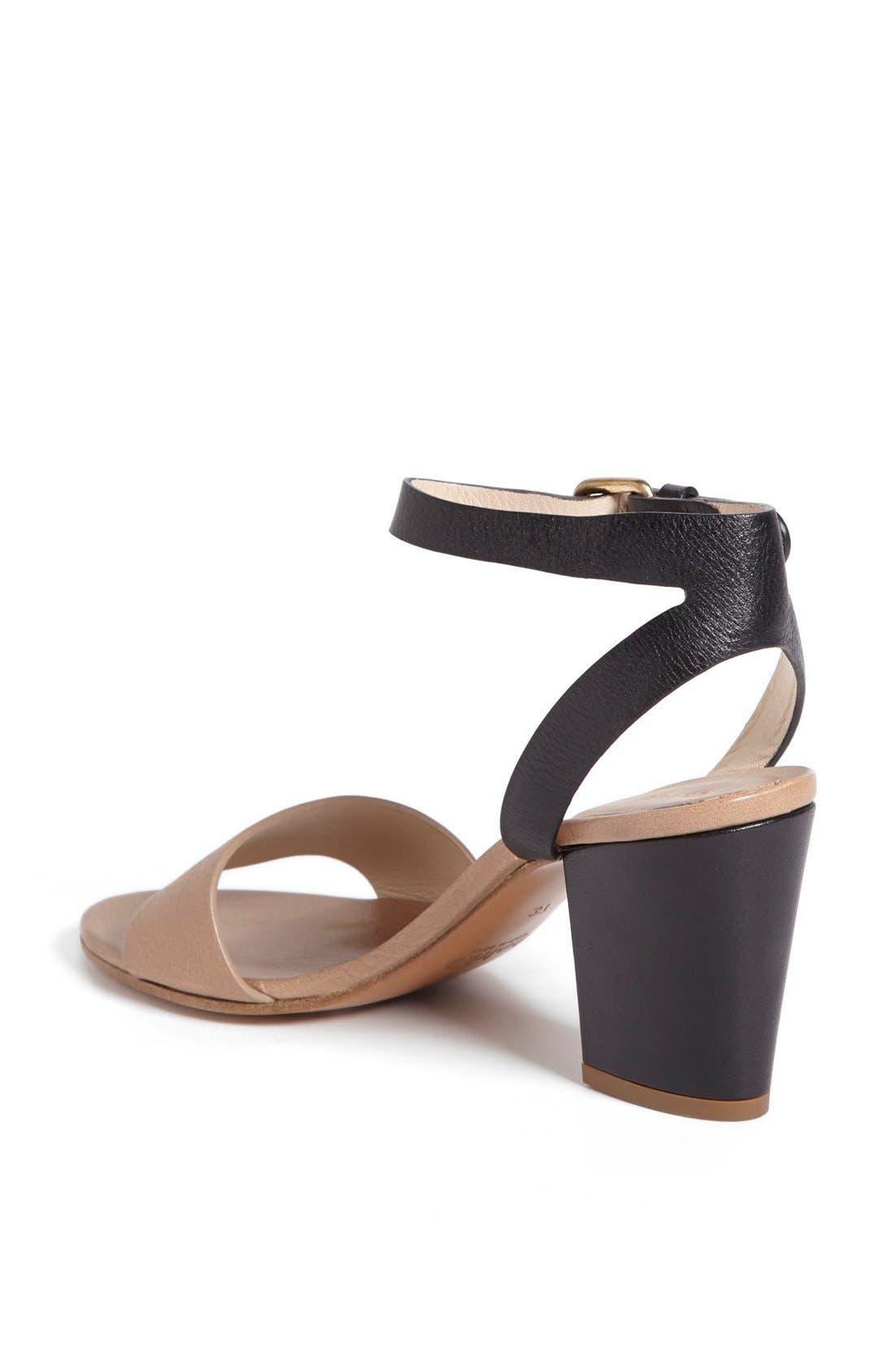 Alternate Image 2  - Chloé 'Heloise Udine' Bicolor Sandal