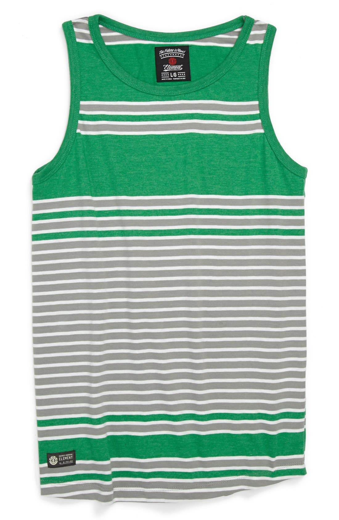Alternate Image 1 Selected - Element 'Holmby' Tank Top (Big Boys)