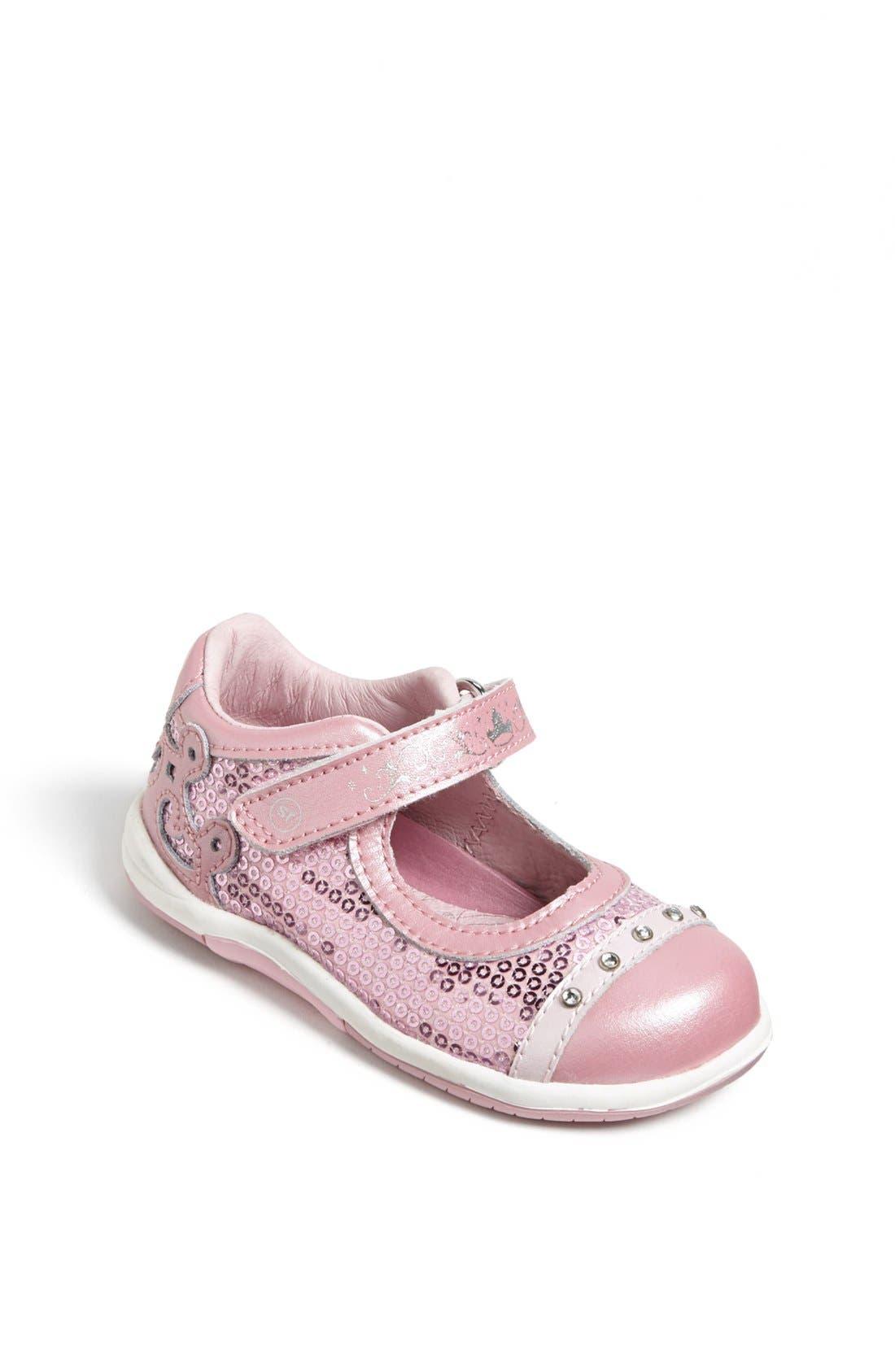 Alternate Image 1 Selected - Stride Rite 'SRT Aurora' Mary Jane Sneaker (Baby, Walker & Toddler)