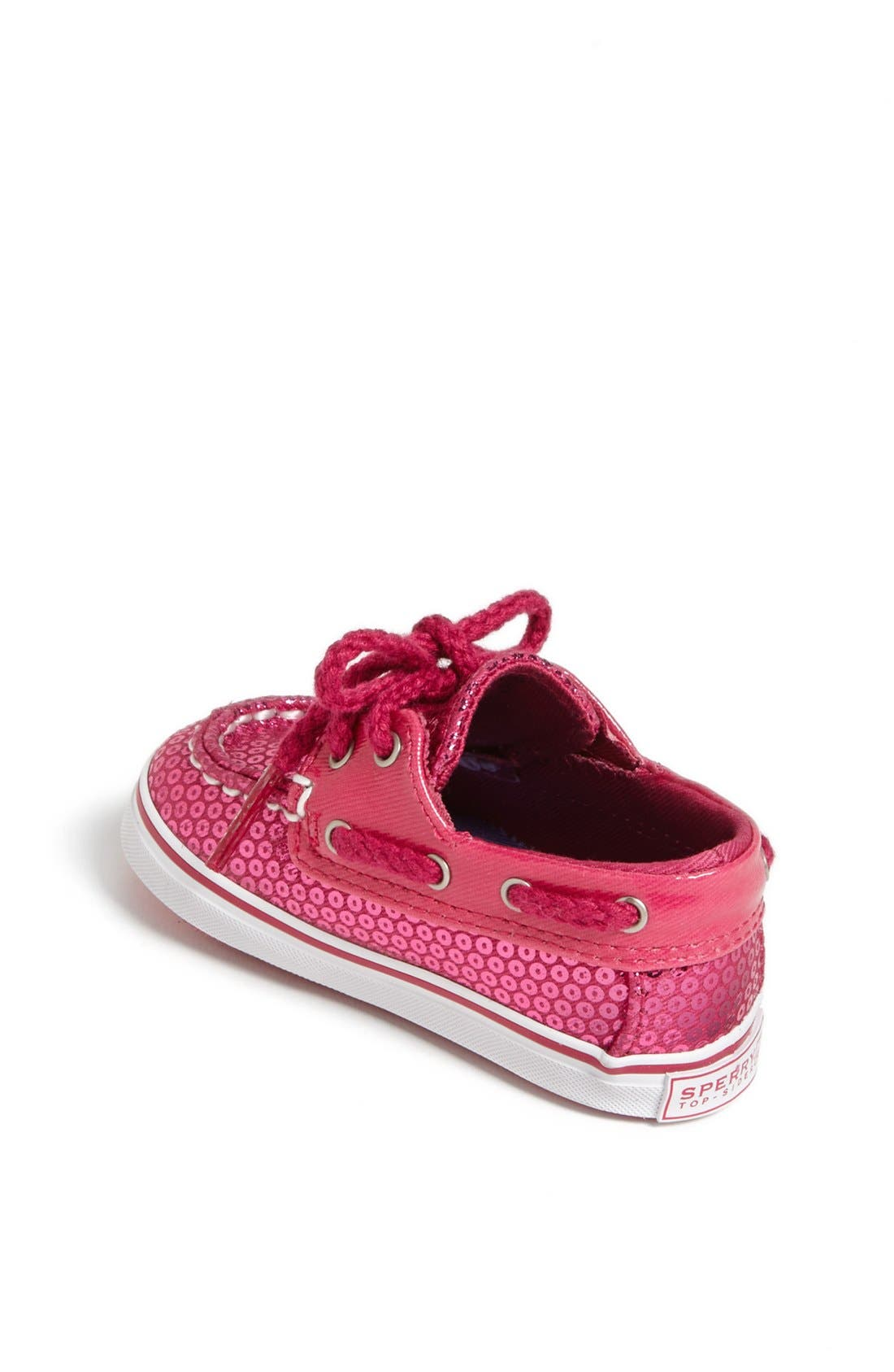 Alternate Image 2  - Sperry Top-Sider® Kids 'Bahama' Crib Shoe (Baby)