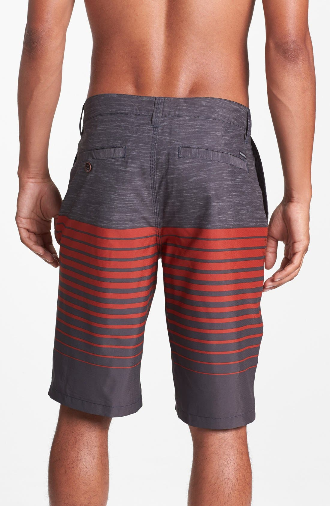 Alternate Image 2  - Quiksilver 'Neolithic' Hybrid Shorts