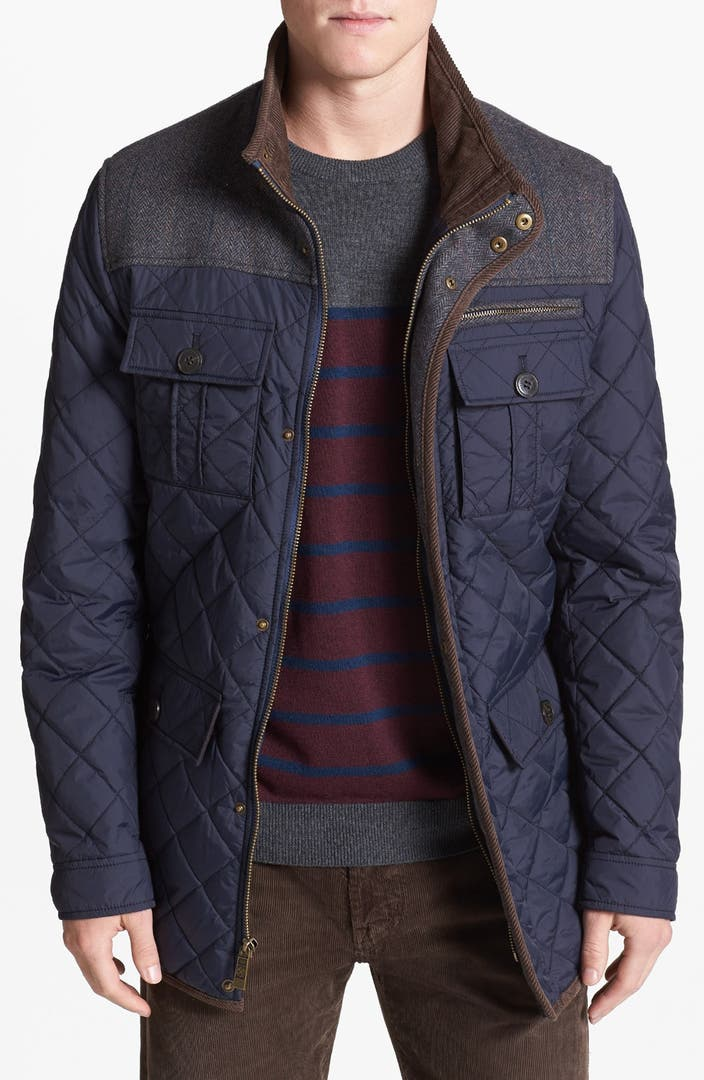 Vince Camuto Nylon Quilted Jacket Nordstrom