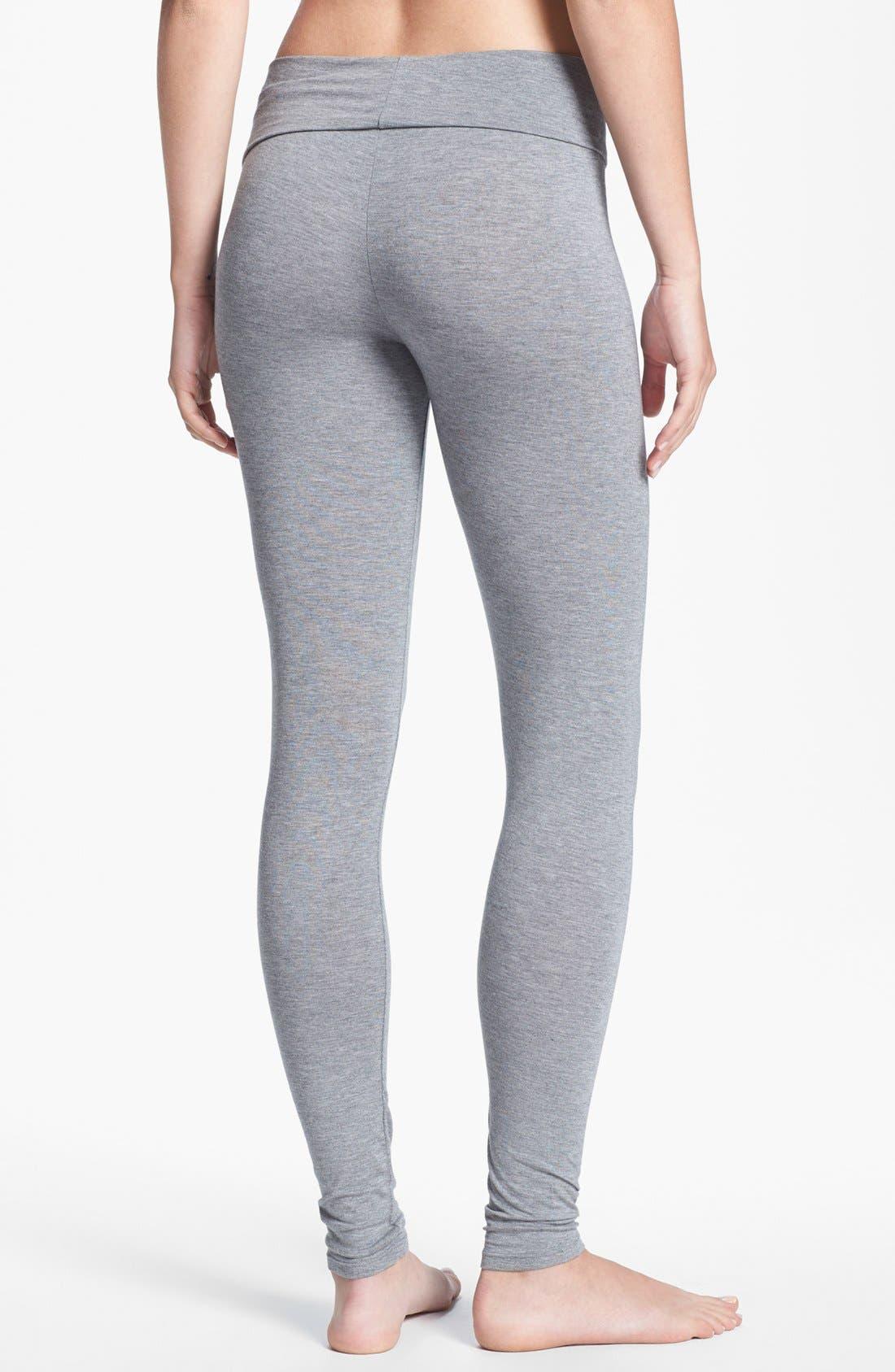 Alternate Image 2  - Sanctuary Femme Slim Fit Leggings