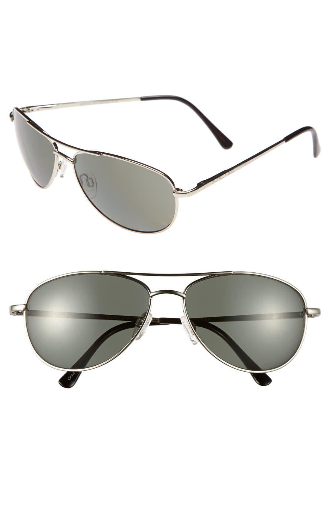 Main Image - Suncloud 'Patrol' Polarized Sunglasses