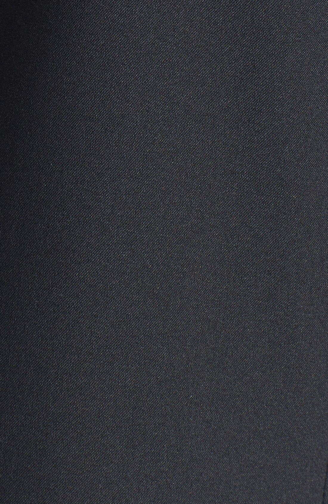 Alternate Image 3  - Frenchi® Puff Shoulder Blazer (Juniors)