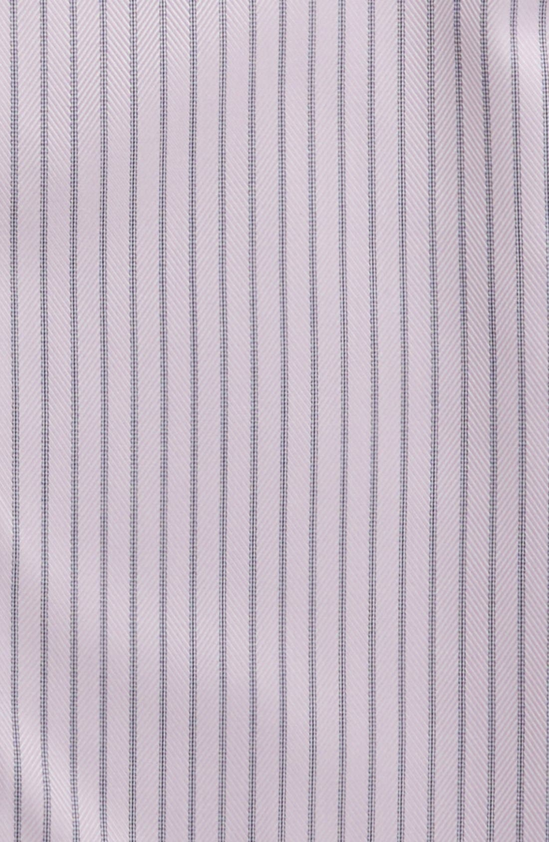 Alternate Image 2  - Joseph Abboud Stripe Dress Shirt (Big Boys)