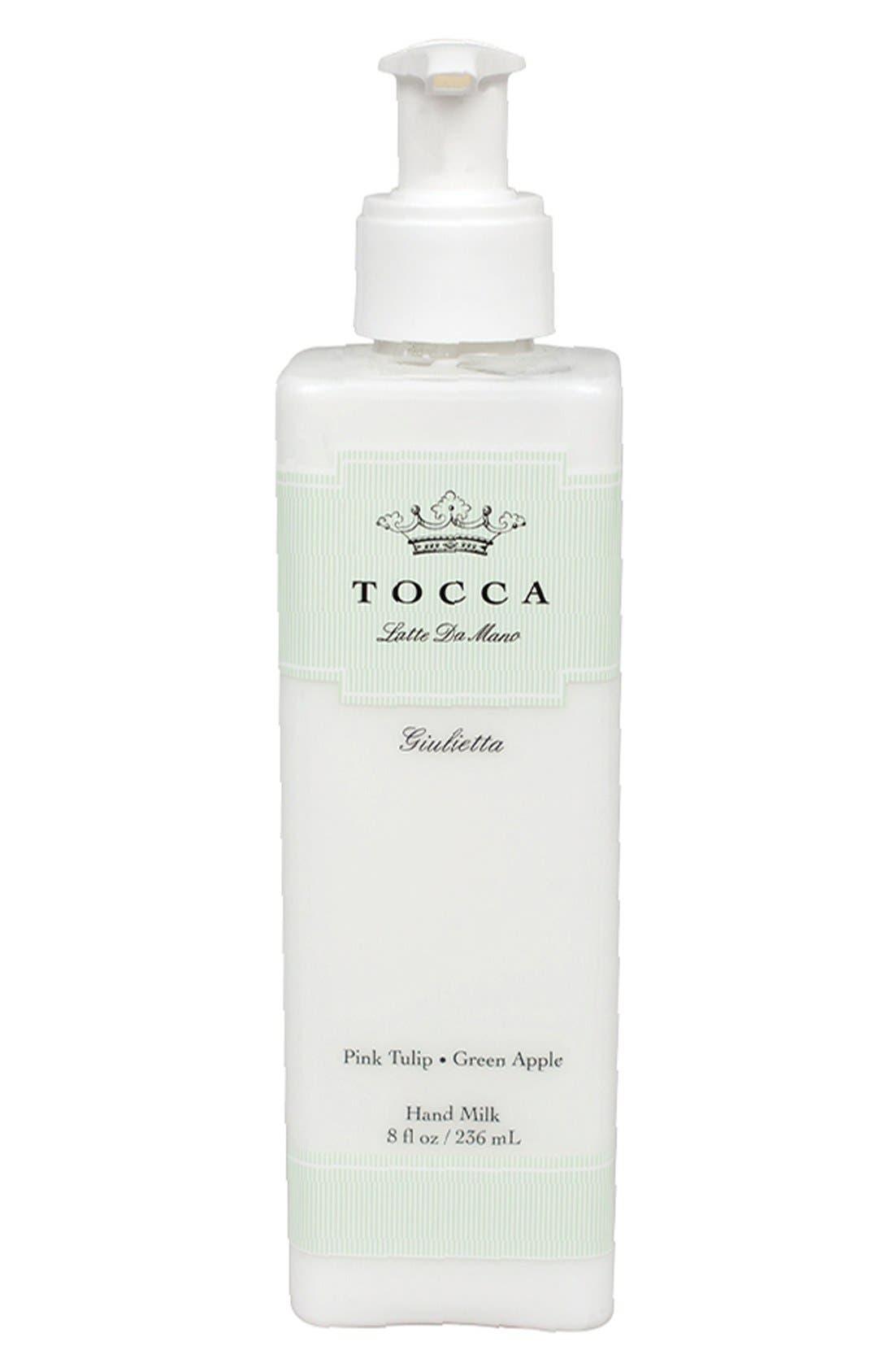 TOCCA 'Giulietta Latte da Mano' Hand Milk
