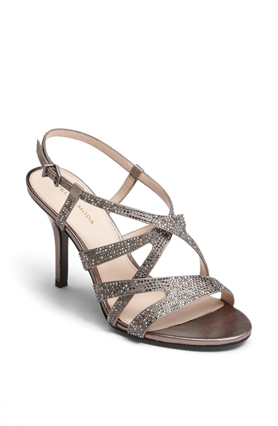 Alternate Image 1 Selected - Pelle Moda 'Rinae' Sandal